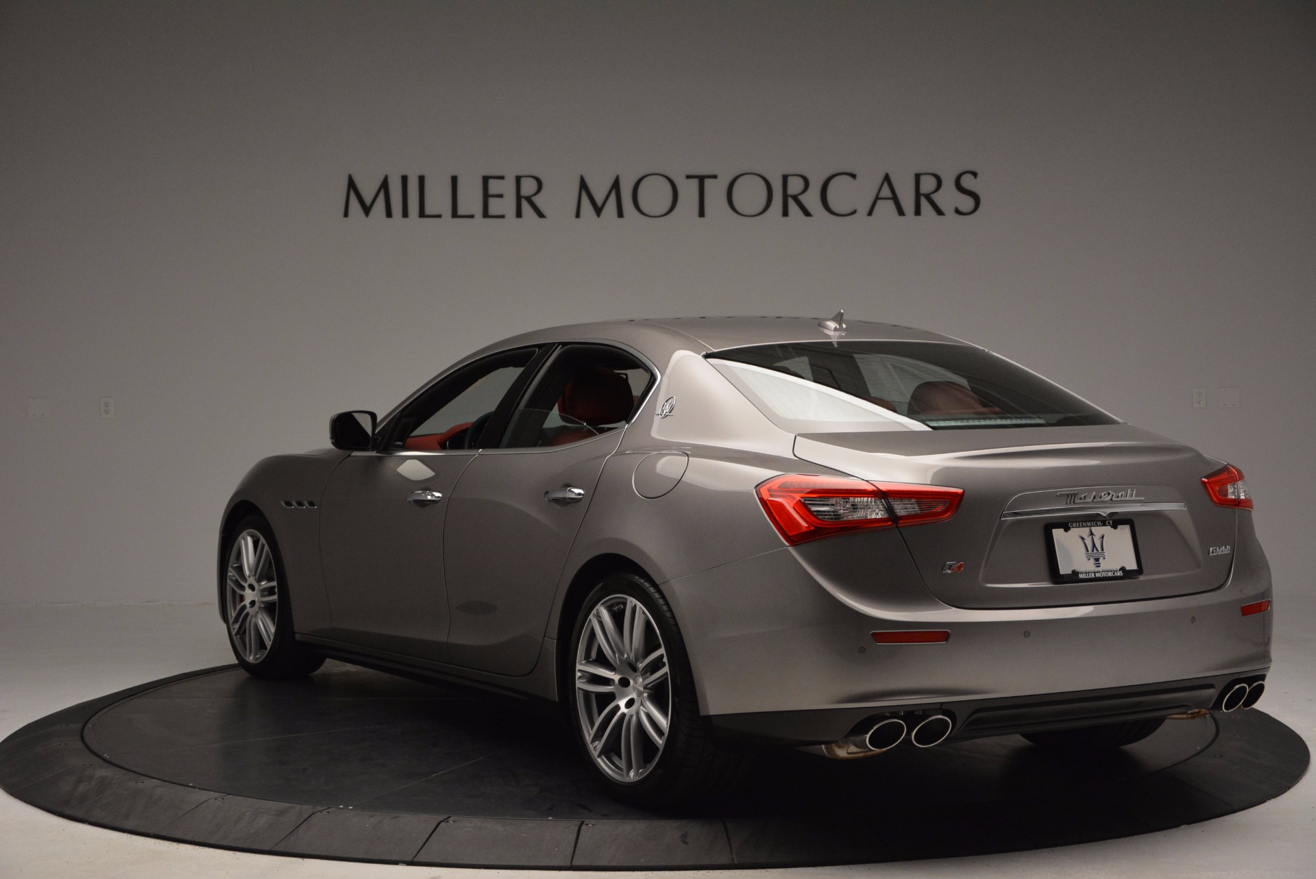 Used 2015 Maserati Ghibli S Q4 For Sale In Greenwich, CT. Alfa Romeo of Greenwich, M1452A 1290_p5