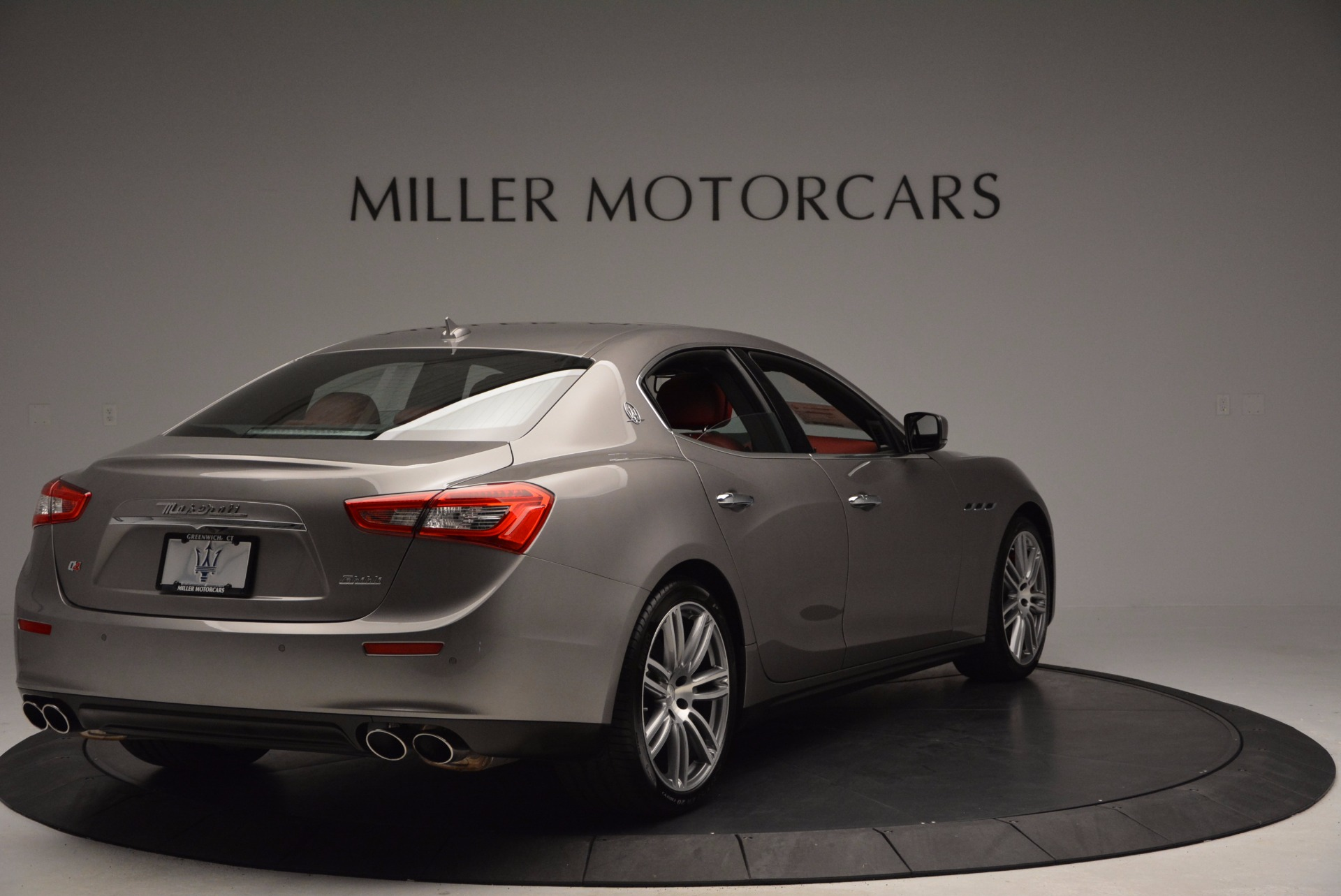 Used 2015 Maserati Ghibli S Q4 For Sale In Greenwich, CT. Alfa Romeo of Greenwich, M1452A 1290_p7