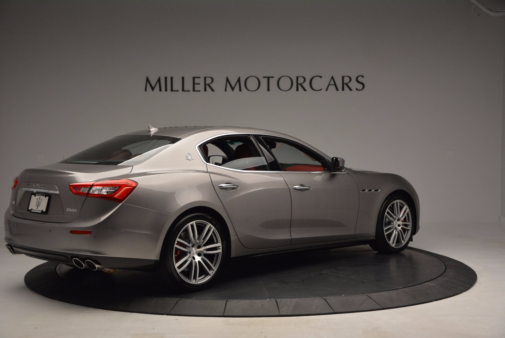 Used 2015 Maserati Ghibli S Q4 For Sale In Greenwich, CT. Alfa Romeo of Greenwich, M1452A 1290_p8