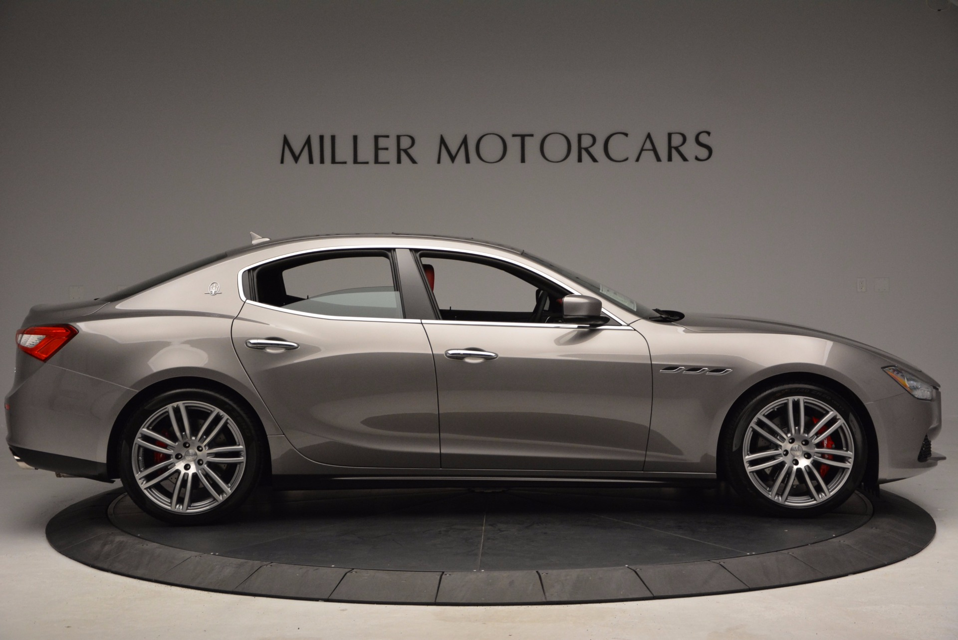 Used 2015 Maserati Ghibli S Q4 For Sale In Greenwich, CT. Alfa Romeo of Greenwich, M1452A 1290_p9