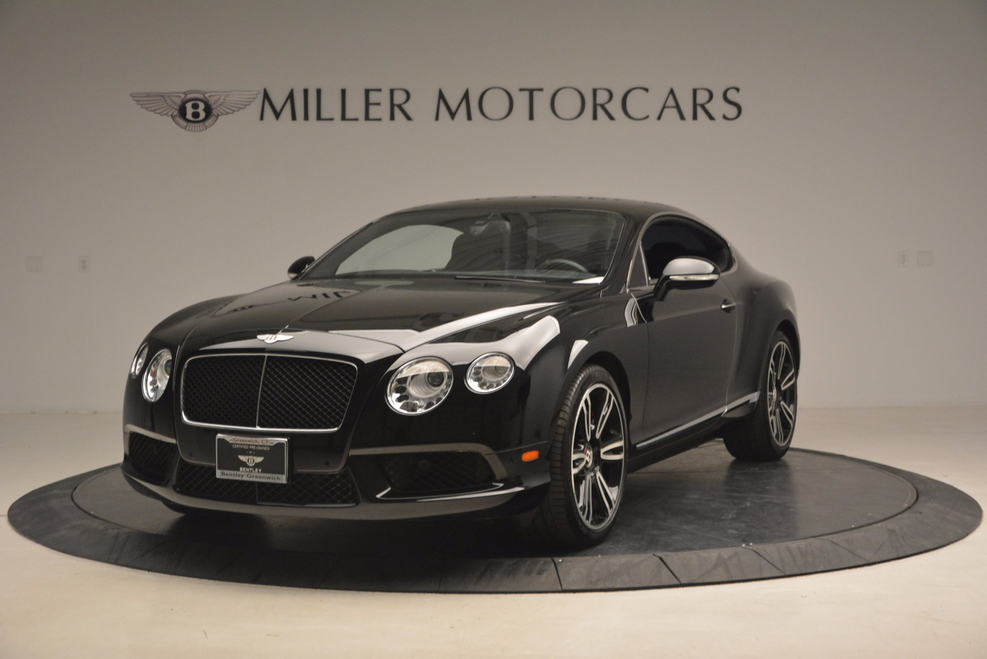 Used 2013 Bentley Continental GT V8 For Sale In Greenwich, CT. Alfa Romeo of Greenwich, 7229