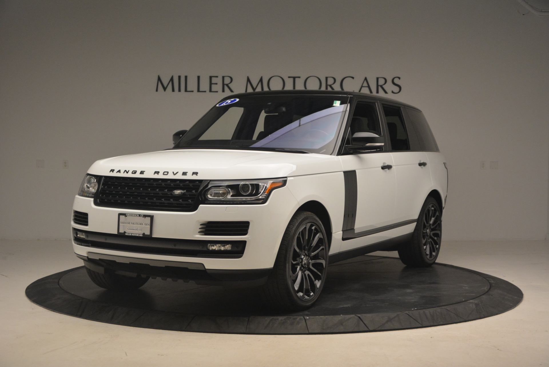Used 2015 Land Rover Range Rover Supercharged For Sale In Greenwich, CT. Alfa Romeo of Greenwich, B1265A