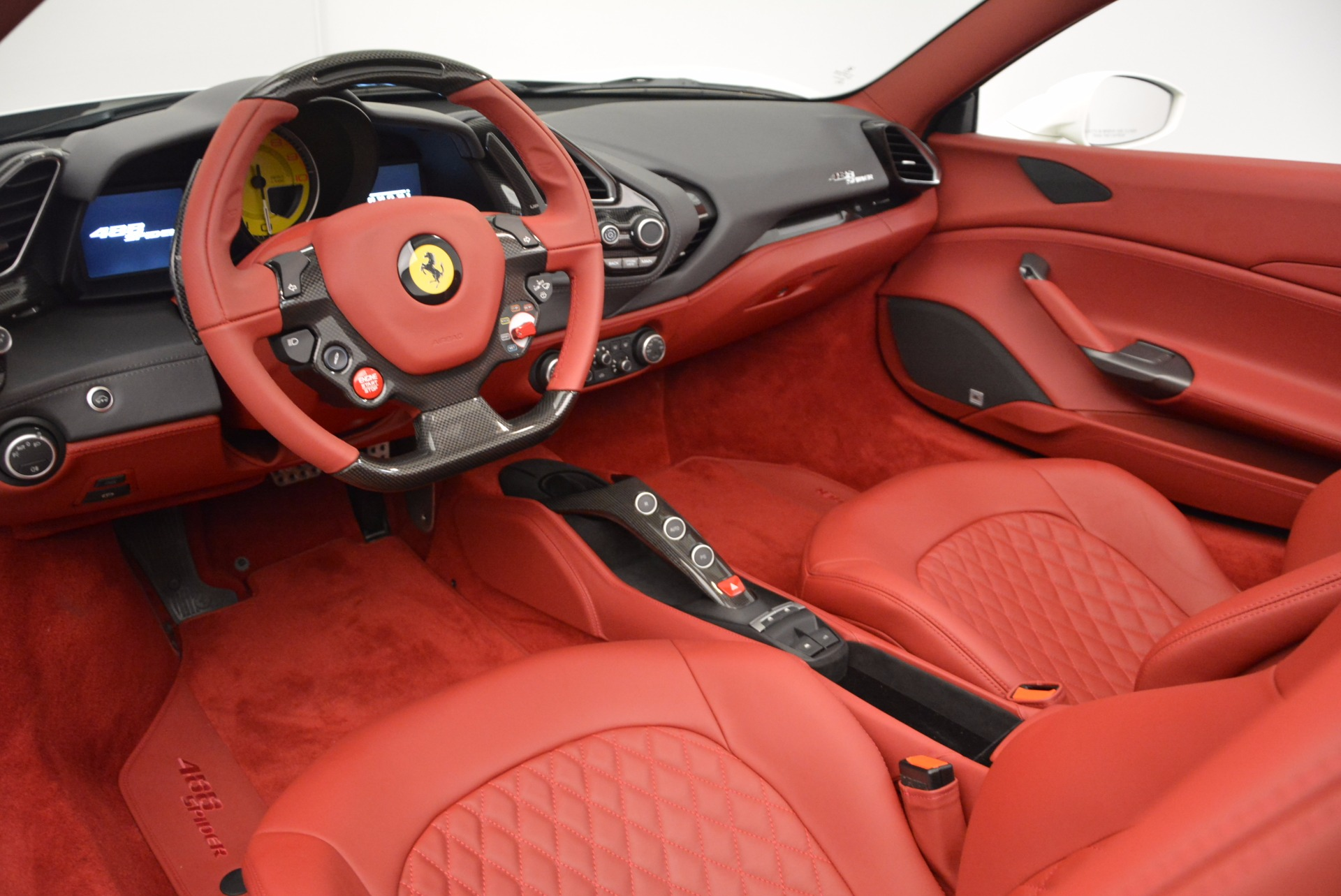 Used 2017 Ferrari 488 Spider  For Sale In Greenwich, CT. Alfa Romeo of Greenwich, 4383 1296_p25
