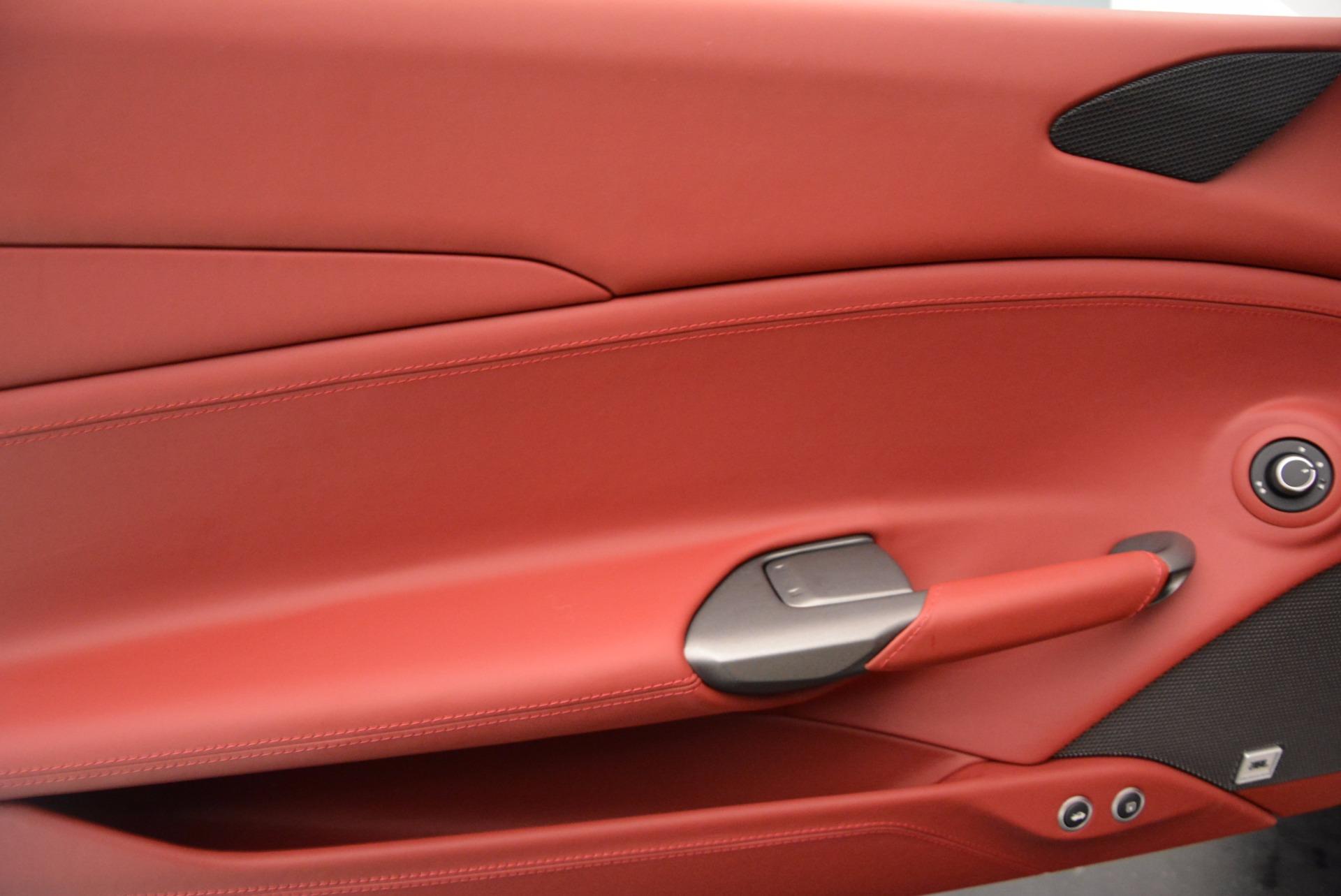 Used 2017 Ferrari 488 Spider  For Sale In Greenwich, CT. Alfa Romeo of Greenwich, 4383 1296_p28