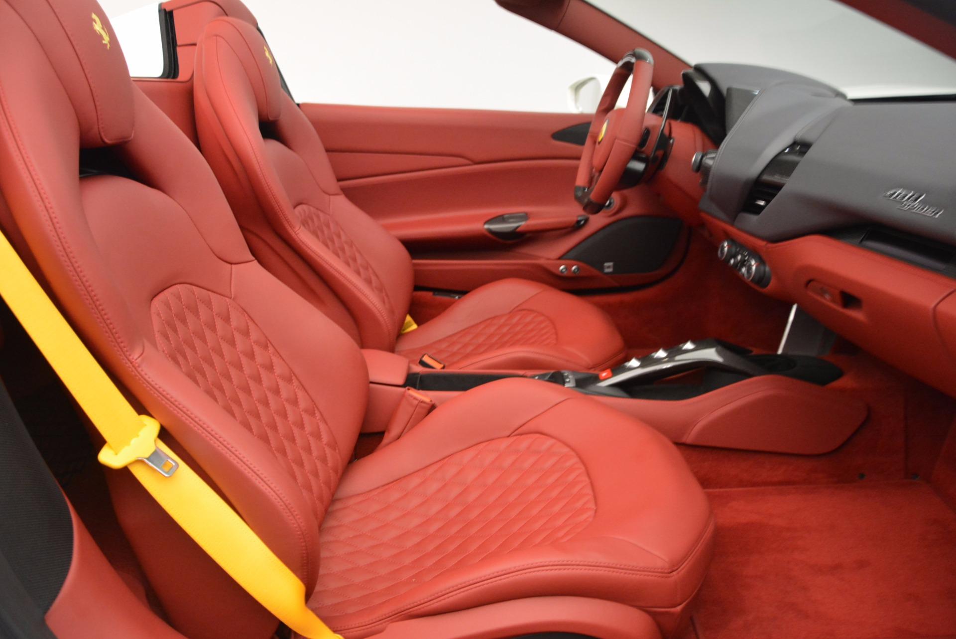 Used 2017 Ferrari 488 Spider  For Sale In Greenwich, CT. Alfa Romeo of Greenwich, 4383 1296_p30