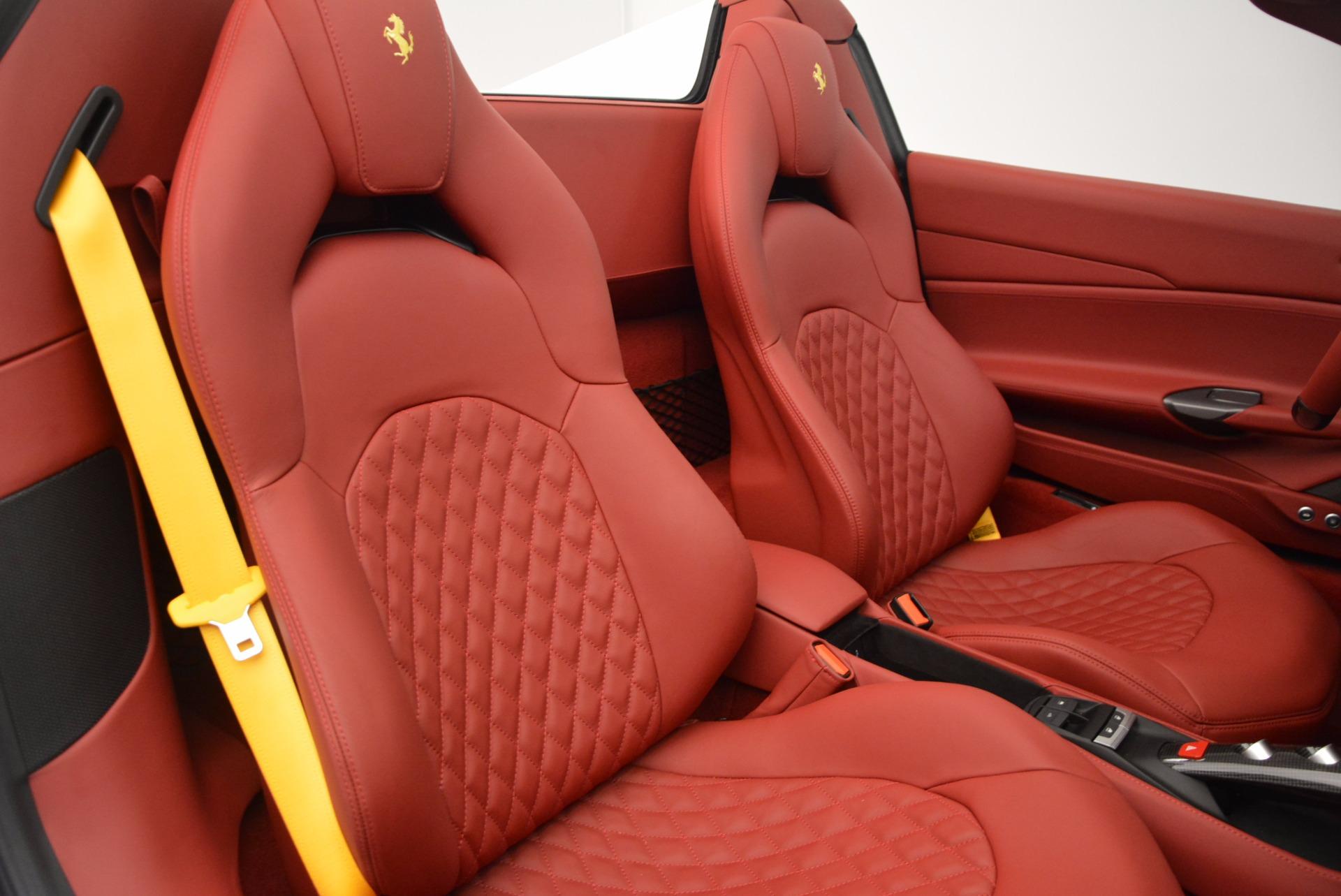 Used 2017 Ferrari 488 Spider  For Sale In Greenwich, CT. Alfa Romeo of Greenwich, 4383 1296_p31
