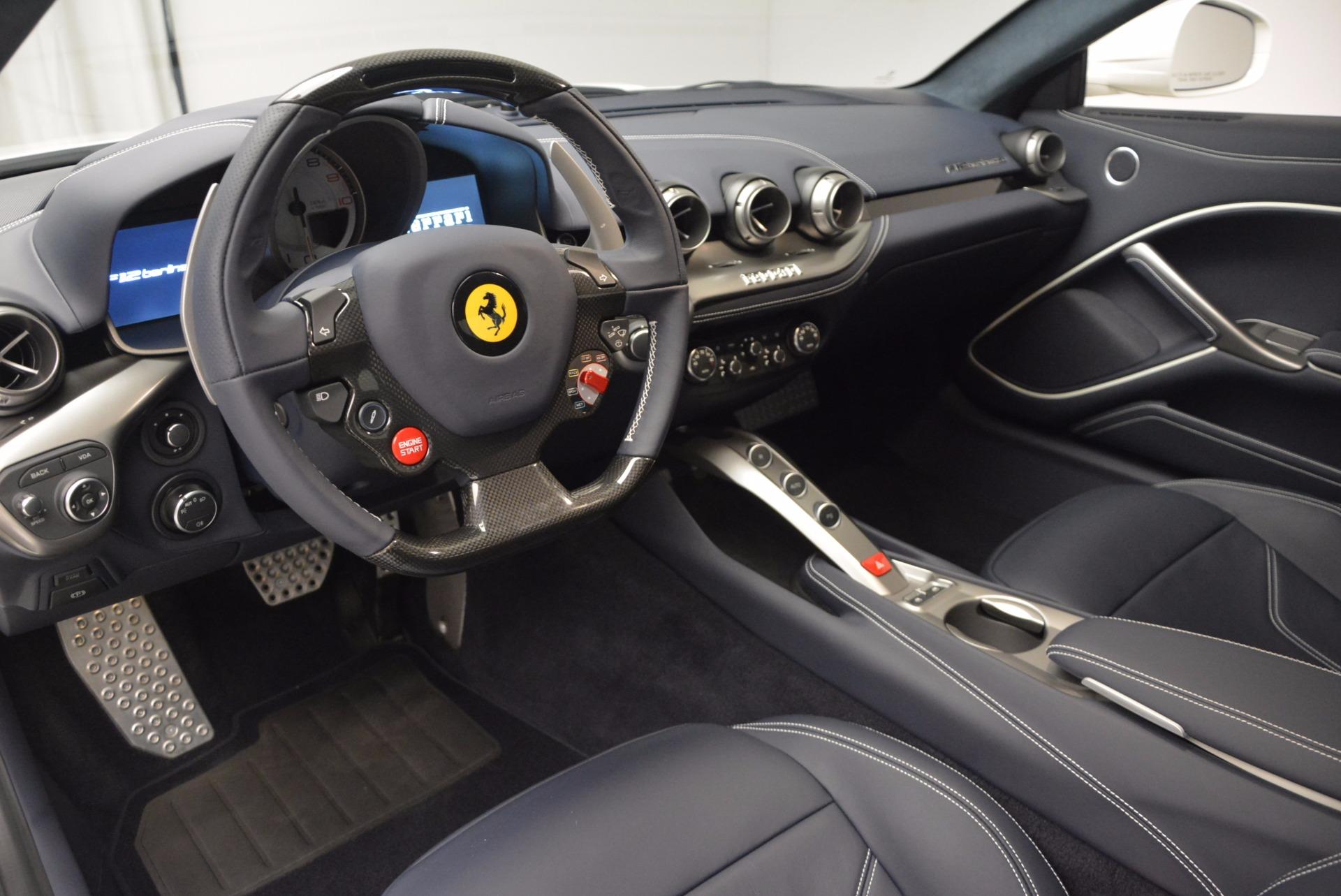 Used 2017 Ferrari F12 Berlinetta  For Sale In Greenwich, CT. Alfa Romeo of Greenwich, 4368 1297_p13