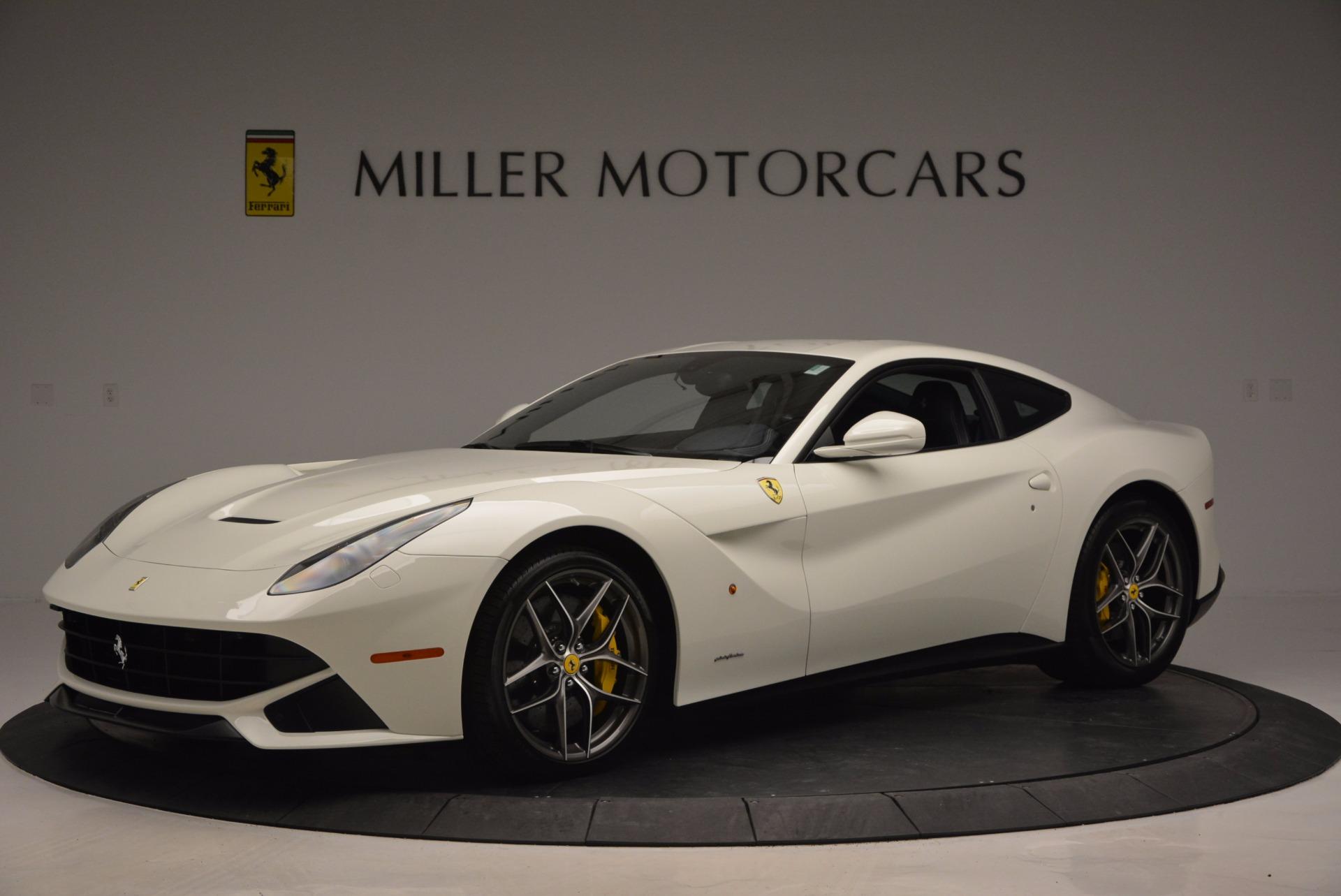 Used 2017 Ferrari F12 Berlinetta  For Sale In Greenwich, CT. Alfa Romeo of Greenwich, 4368 1297_p2