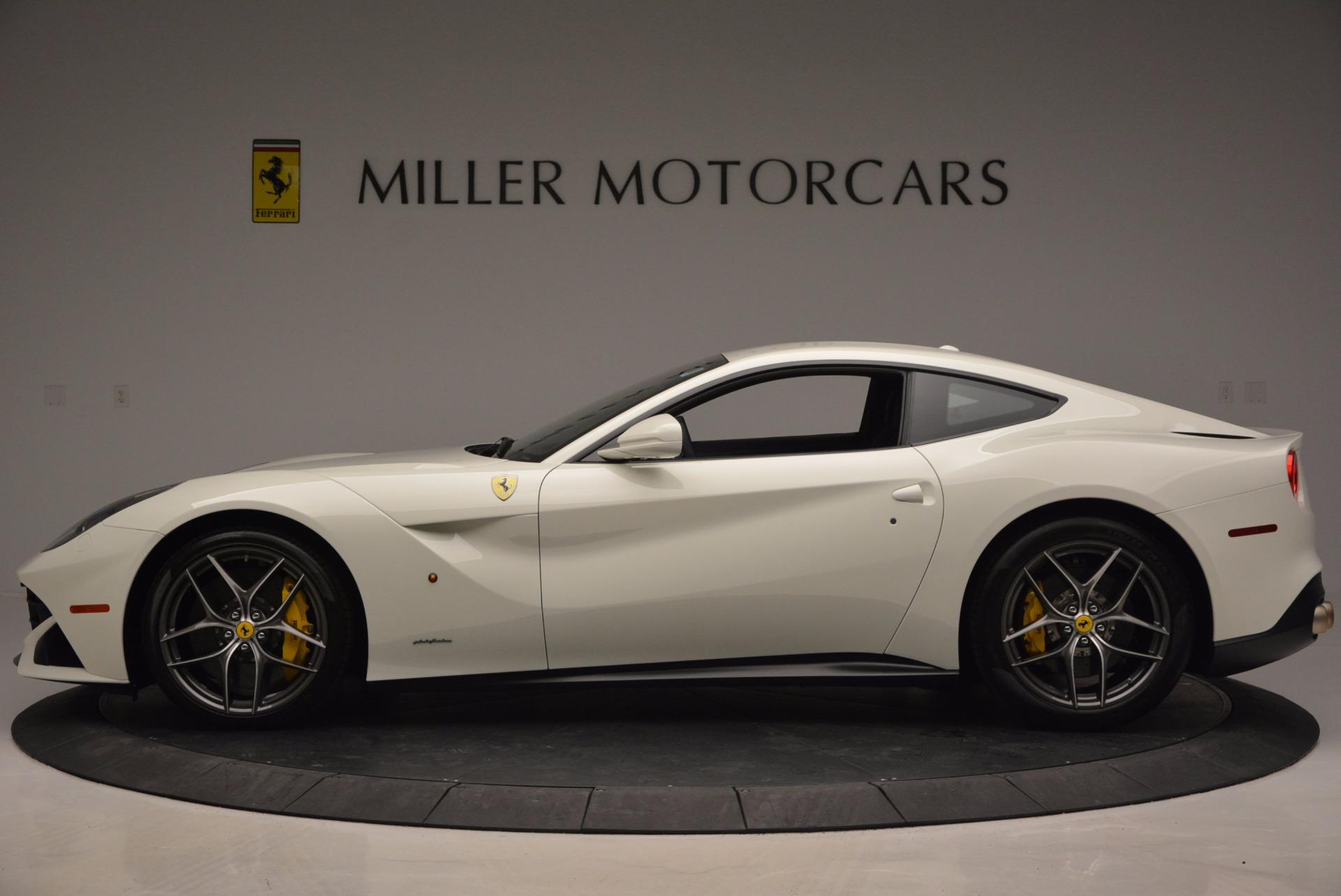 Used 2017 Ferrari F12 Berlinetta  For Sale In Greenwich, CT. Alfa Romeo of Greenwich, 4368 1297_p3