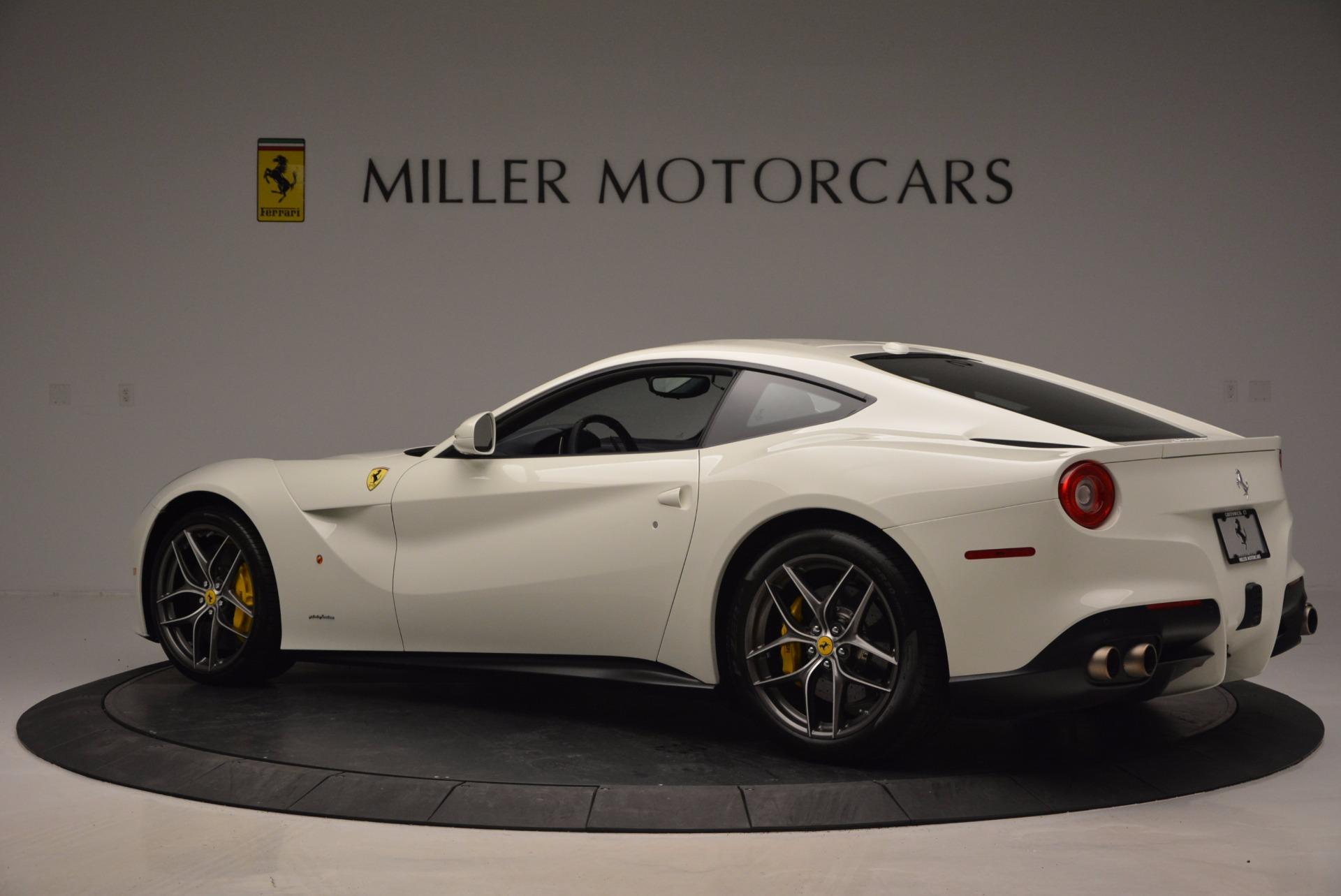 Used 2017 Ferrari F12 Berlinetta  For Sale In Greenwich, CT. Alfa Romeo of Greenwich, 4368 1297_p4