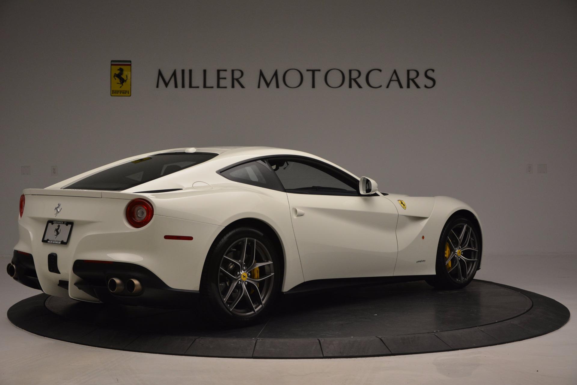 Used 2017 Ferrari F12 Berlinetta  For Sale In Greenwich, CT. Alfa Romeo of Greenwich, 4368 1297_p8