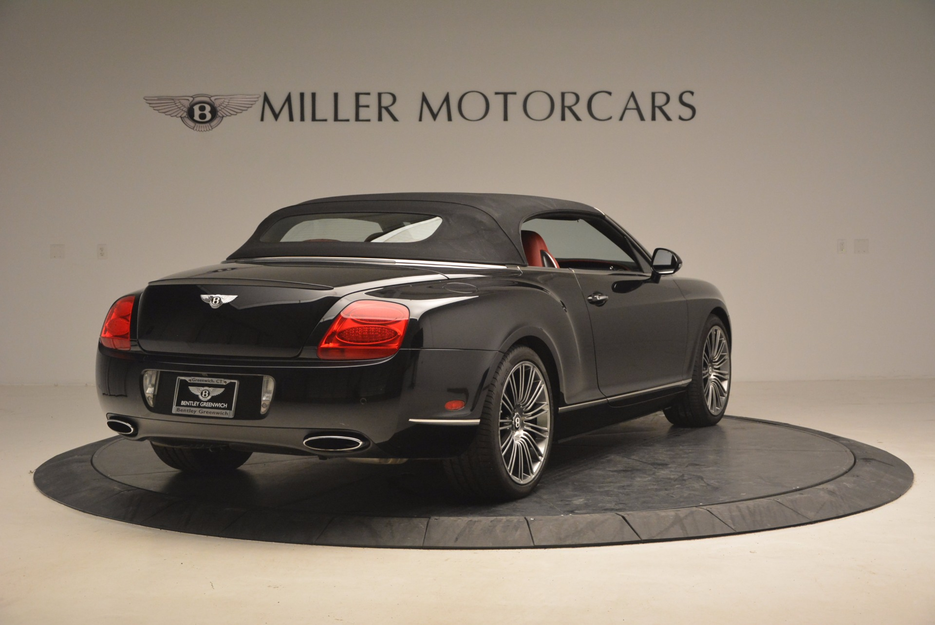 Used 2010 Bentley Continental GT Speed For Sale In Greenwich, CT. Alfa Romeo of Greenwich, 7230 1298_p20