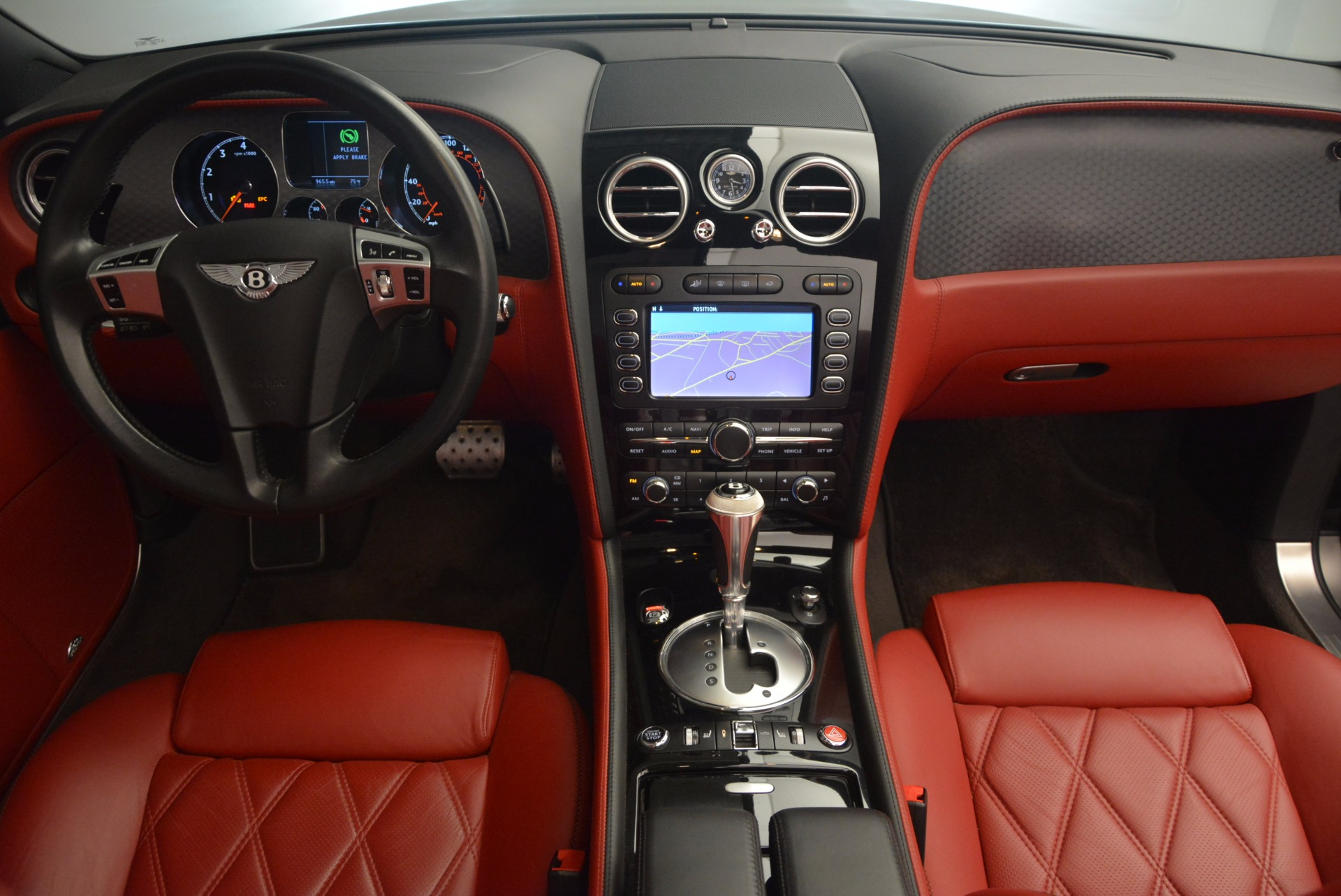 Used 2010 Bentley Continental GT Speed For Sale In Greenwich, CT. Alfa Romeo of Greenwich, 7230 1298_p46