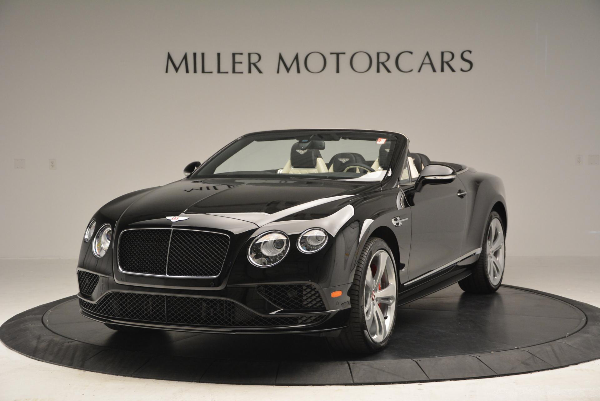 New 2016 Bentley Continental GT V8 S Convertible  For Sale In Greenwich, CT. Alfa Romeo of Greenwich, B1123 13_main