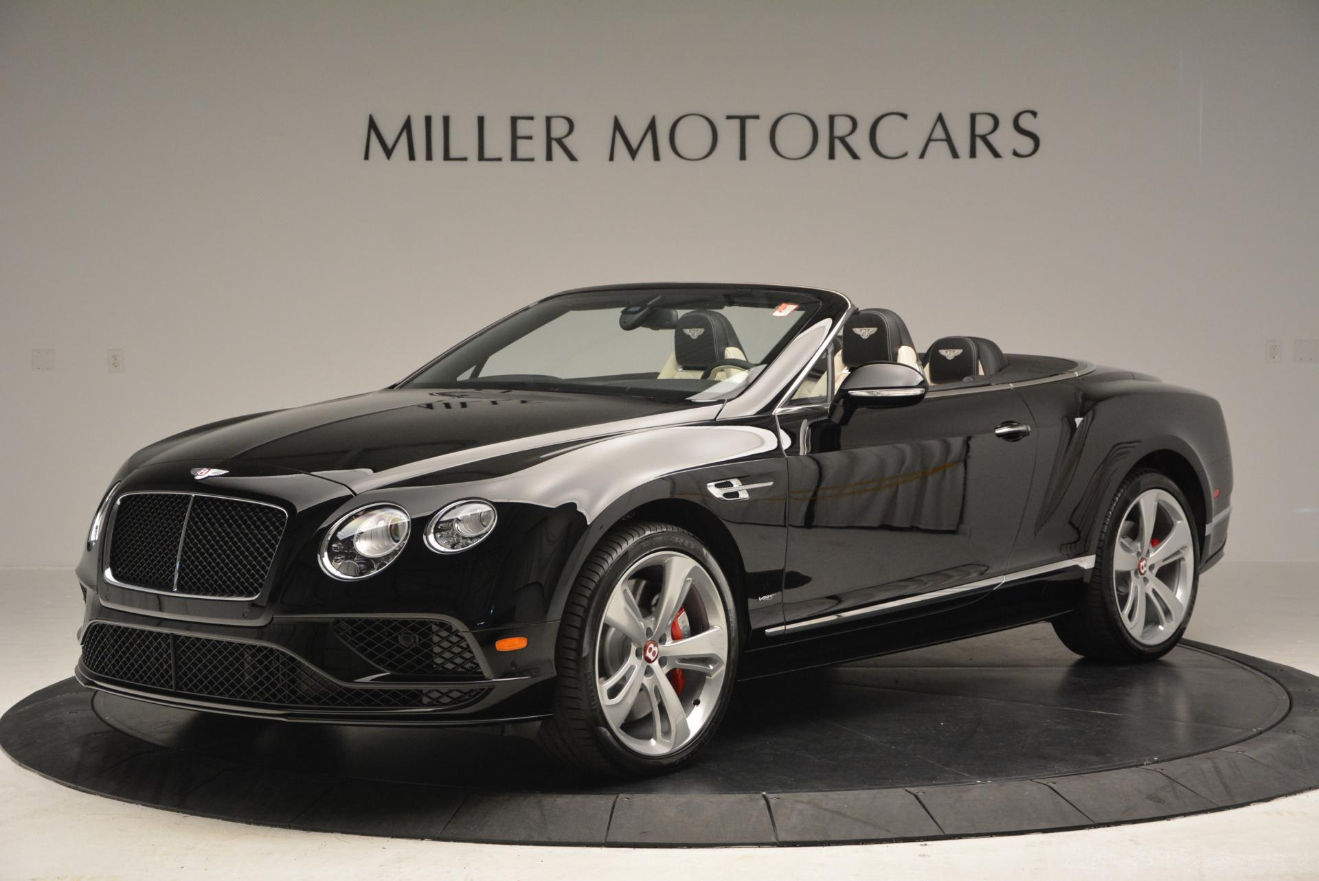 New 2016 Bentley Continental GT V8 S Convertible  For Sale In Greenwich, CT. Alfa Romeo of Greenwich, B1123 13_p2