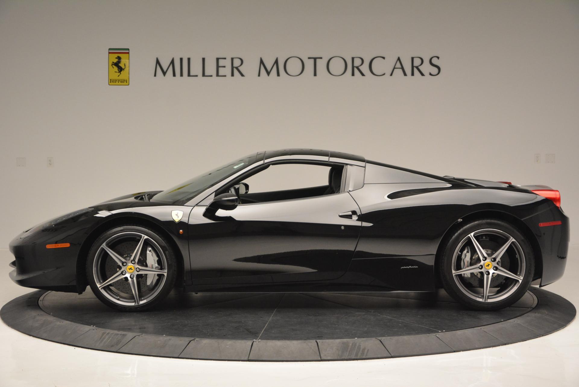 Used 2012 Ferrari 458 Spider  For Sale In Greenwich, CT. Alfa Romeo of Greenwich, 4529C 130_p15