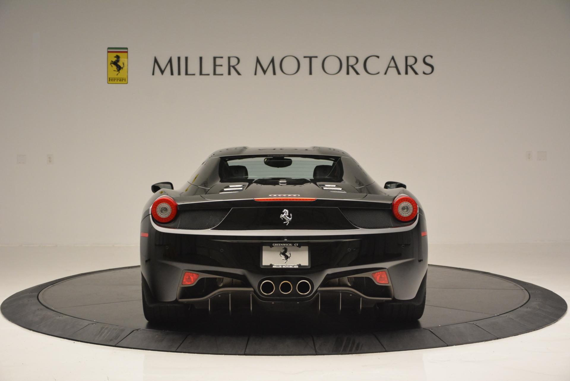 Used 2012 Ferrari 458 Spider  For Sale In Greenwich, CT. Alfa Romeo of Greenwich, 4529C 130_p18