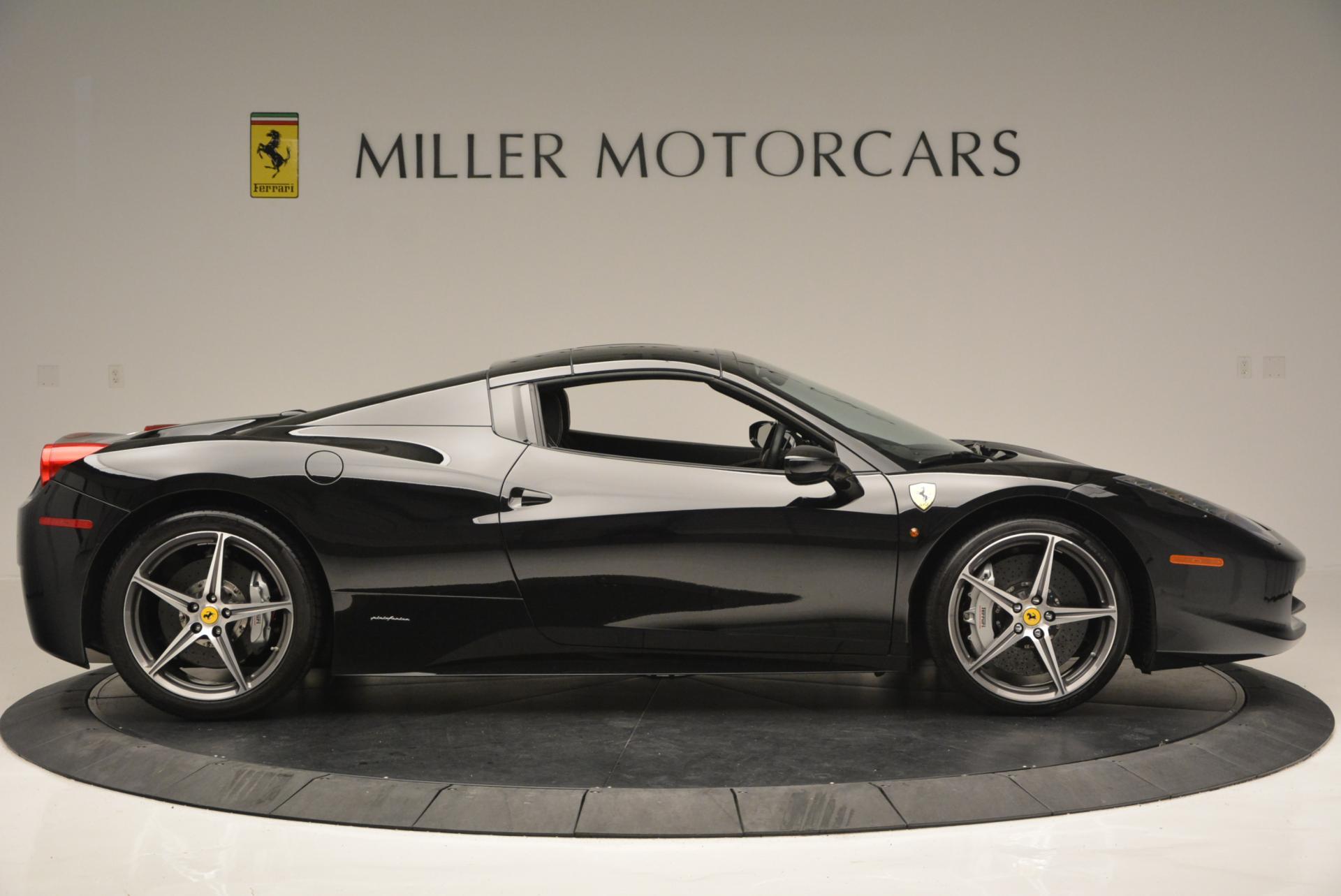 Used 2012 Ferrari 458 Spider  For Sale In Greenwich, CT. Alfa Romeo of Greenwich, 4529C 130_p21