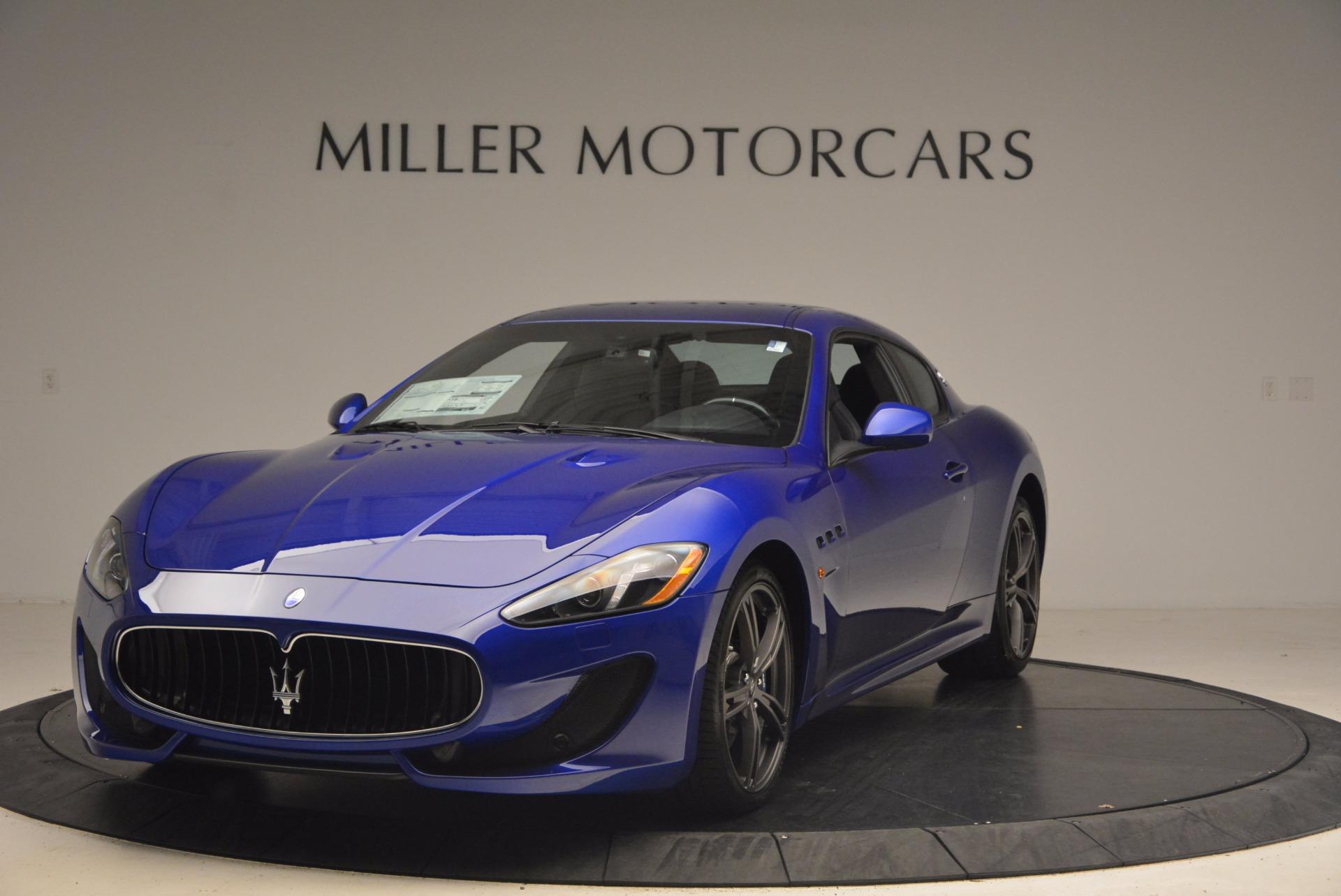 New 2017 Maserati GranTurismo Sport Coupe Special Edition For Sale In Greenwich, CT. Alfa Romeo of Greenwich, M1884 1300_main