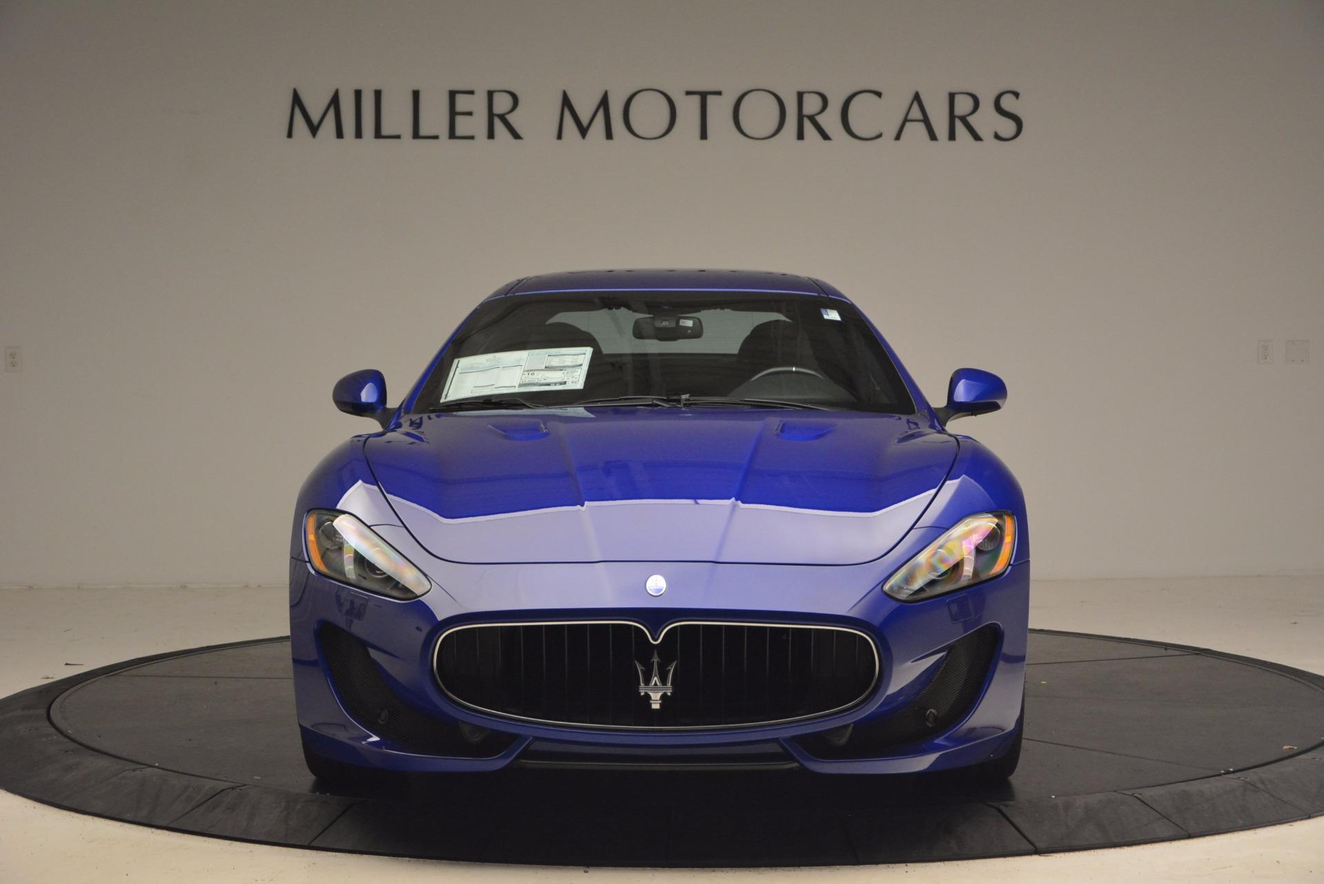 New 2017 Maserati GranTurismo Sport Coupe Special Edition For Sale In Greenwich, CT. Alfa Romeo of Greenwich, M1884 1300_p12