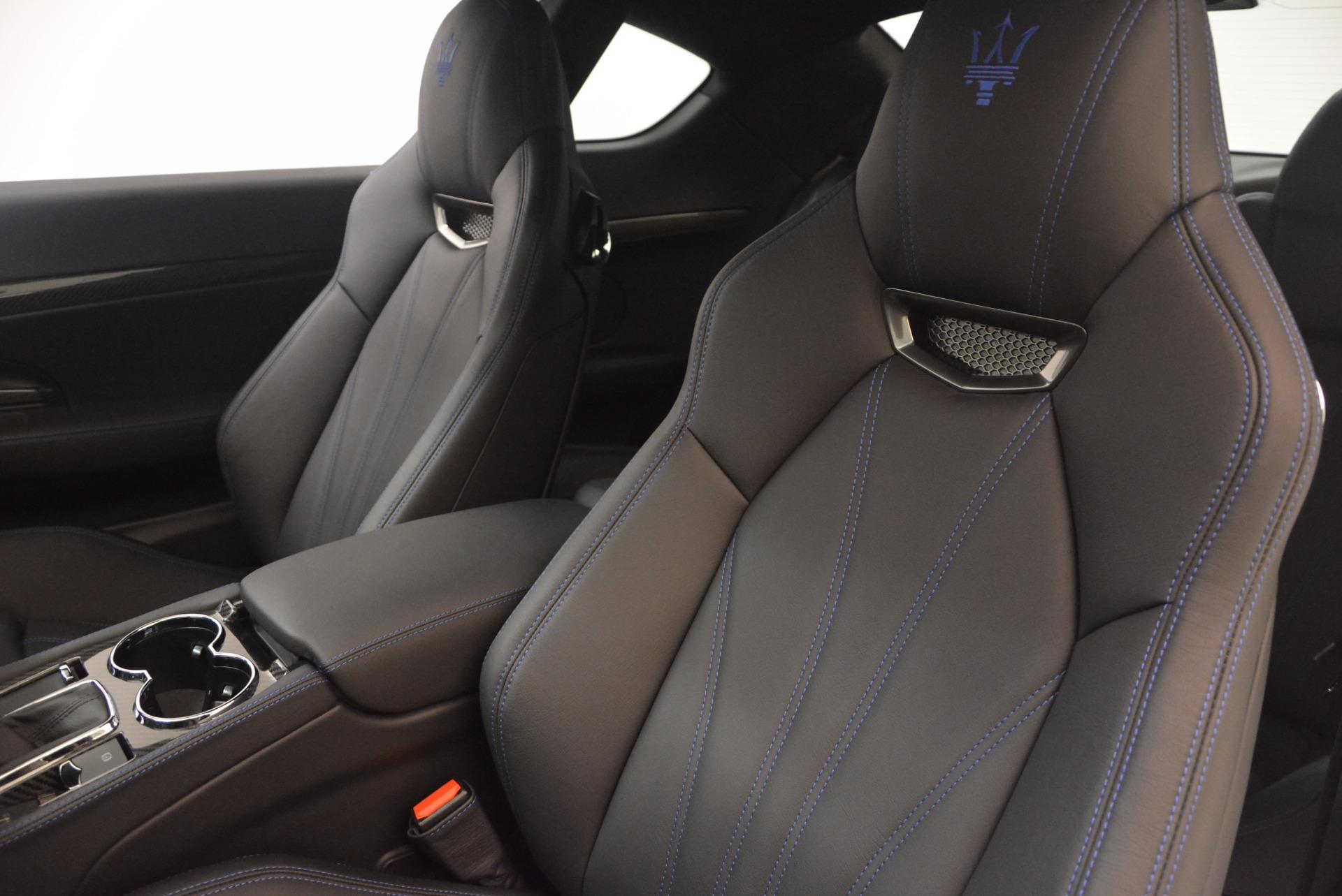 New 2017 Maserati GranTurismo Sport Coupe Special Edition For Sale In Greenwich, CT. Alfa Romeo of Greenwich, M1884 1300_p18
