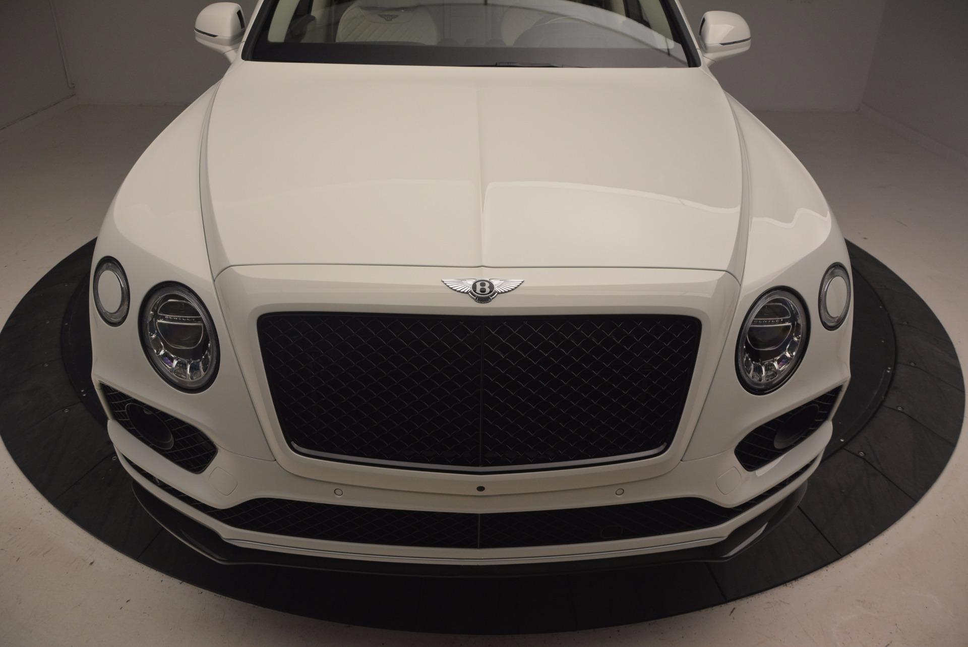 New 2018 Bentley Bentayga Black Edition For Sale In Greenwich, CT. Alfa Romeo of Greenwich, B1270 1302_p13