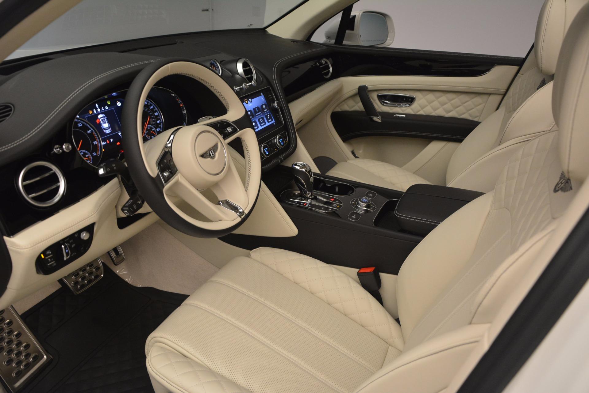New 2018 Bentley Bentayga Black Edition For Sale In Greenwich, CT. Alfa Romeo of Greenwich, B1270 1302_p32