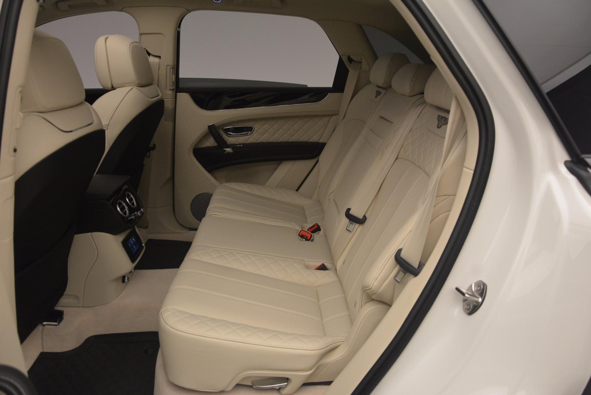 New 2018 Bentley Bentayga Black Edition For Sale In Greenwich, CT. Alfa Romeo of Greenwich, B1270 1302_p37