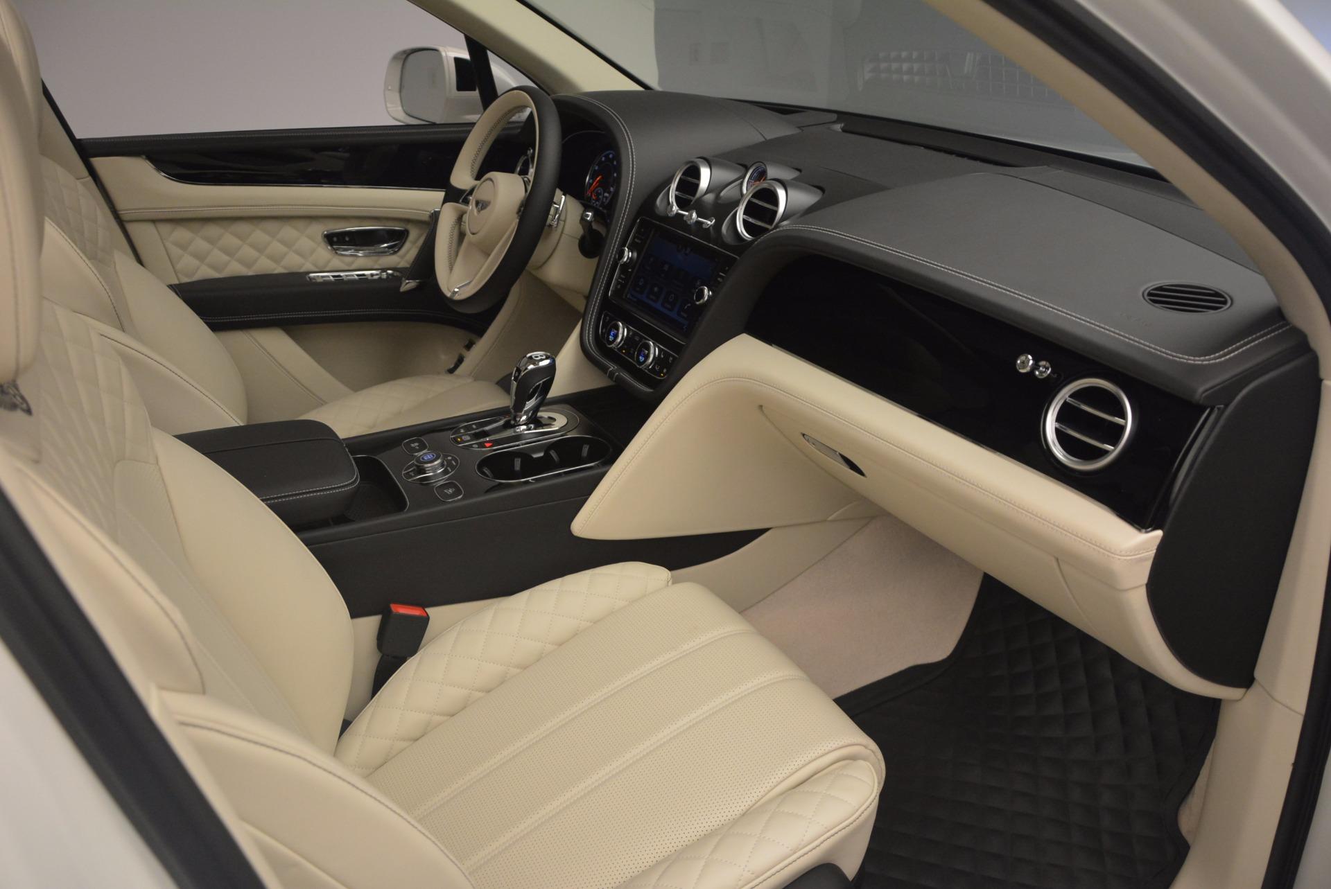 New 2018 Bentley Bentayga Black Edition For Sale In Greenwich, CT. Alfa Romeo of Greenwich, B1270 1302_p50