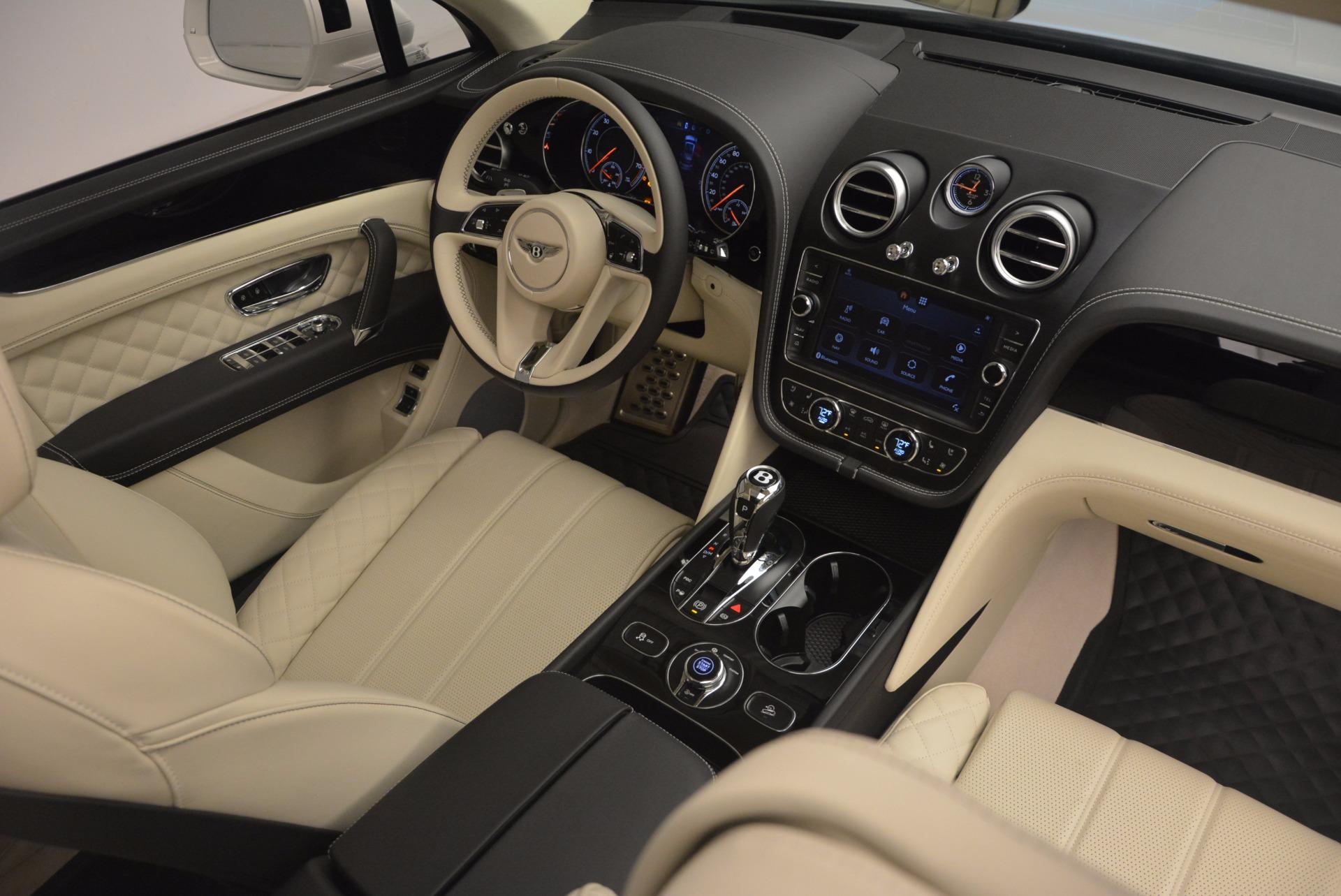 New 2018 Bentley Bentayga Black Edition For Sale In Greenwich, CT. Alfa Romeo of Greenwich, B1270 1302_p59