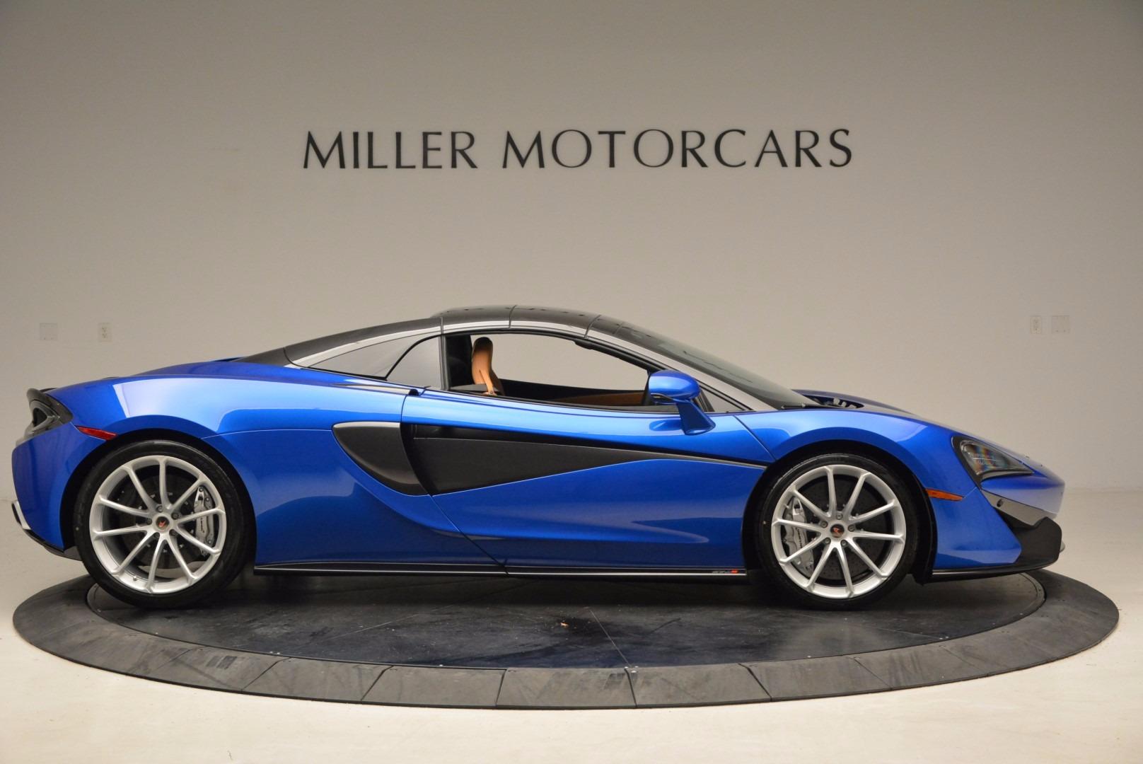 Used 2018 McLaren 570S Spider For Sale In Greenwich, CT. Alfa Romeo of Greenwich, MC316 1303_p20