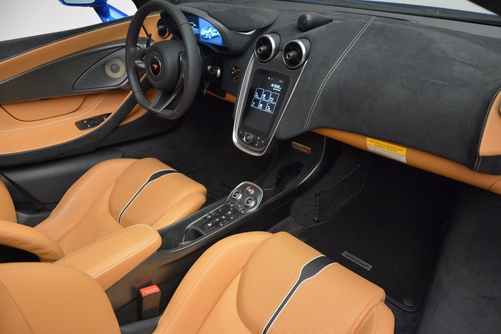 Used 2018 McLaren 570S Spider For Sale In Greenwich, CT. Alfa Romeo of Greenwich, MC316 1303_p29