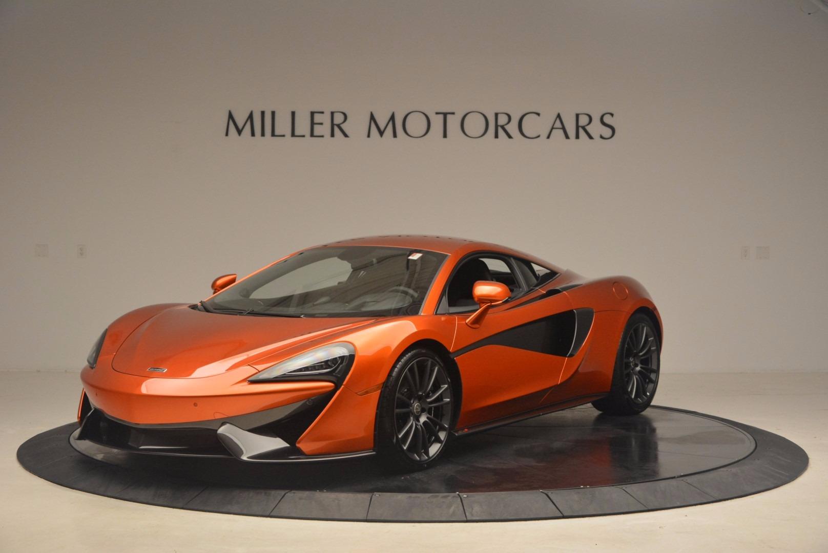 Used 2017 McLaren 570S  For Sale In Greenwich, CT. Alfa Romeo of Greenwich, MC299 1304_main