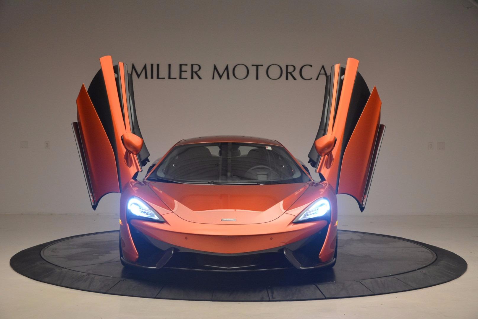 Used 2017 McLaren 570S  For Sale In Greenwich, CT. Alfa Romeo of Greenwich, MC299 1304_p15