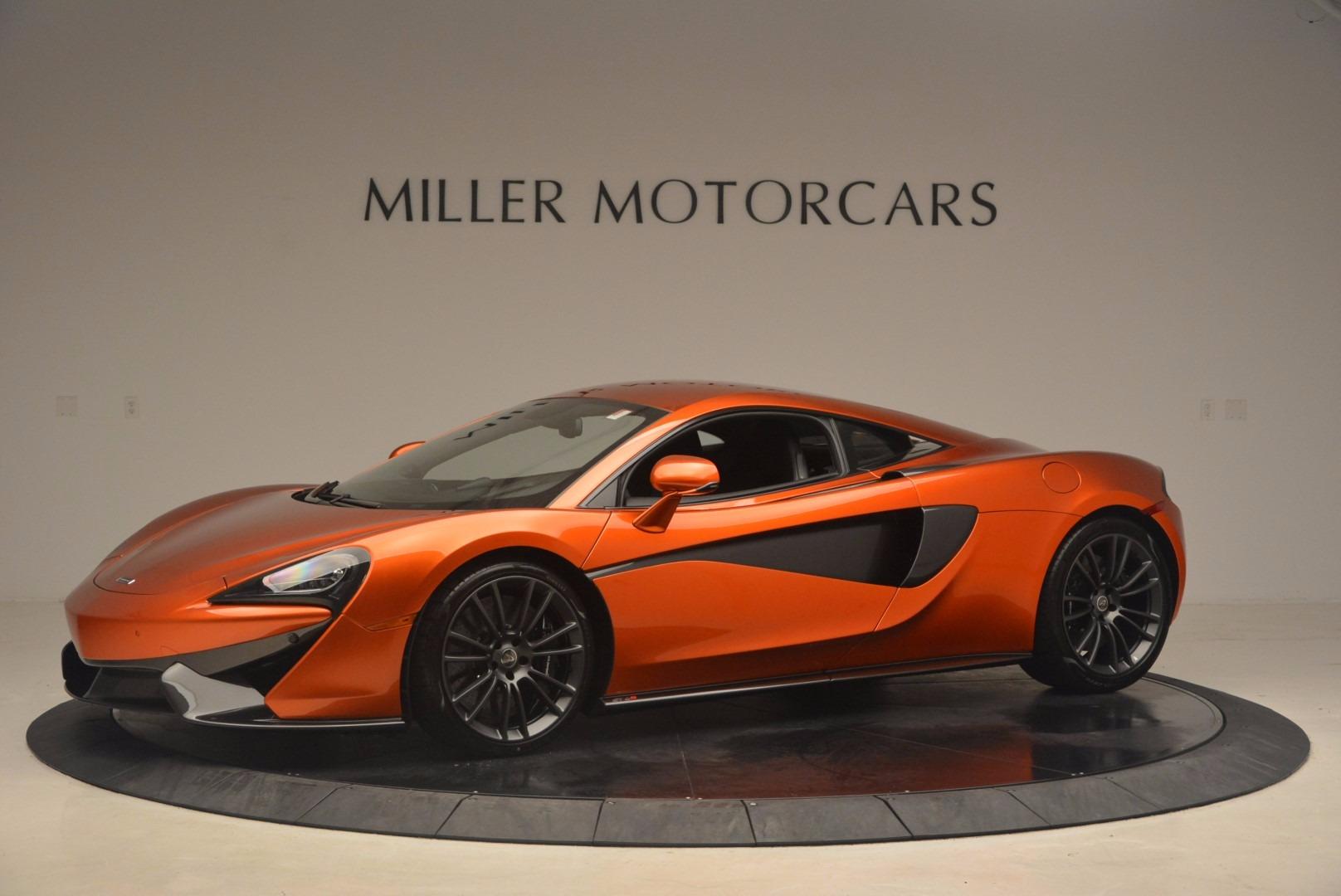 Used 2017 McLaren 570S  For Sale In Greenwich, CT. Alfa Romeo of Greenwich, MC299 1304_p2