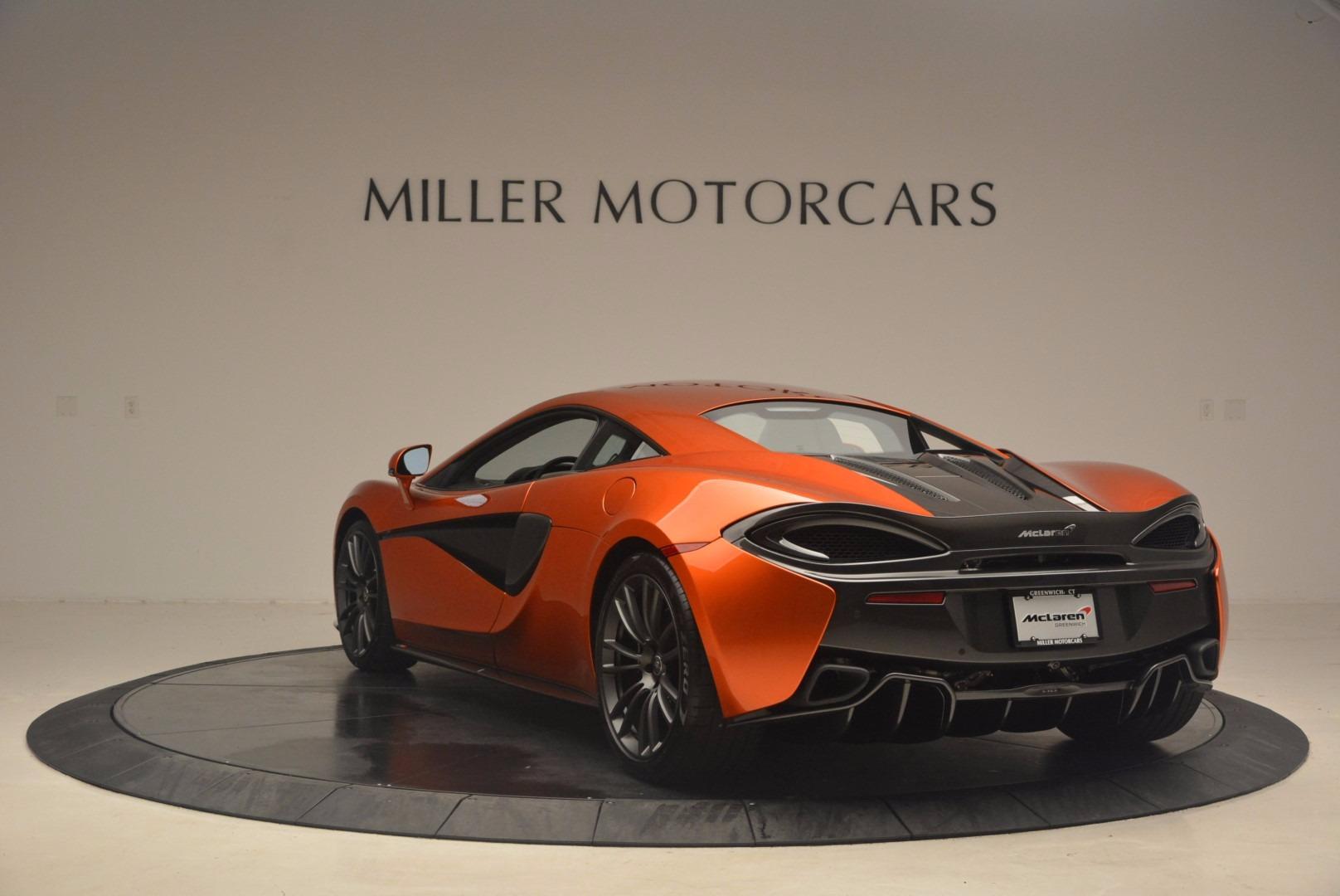 Used 2017 McLaren 570S  For Sale In Greenwich, CT. Alfa Romeo of Greenwich, MC299 1304_p5