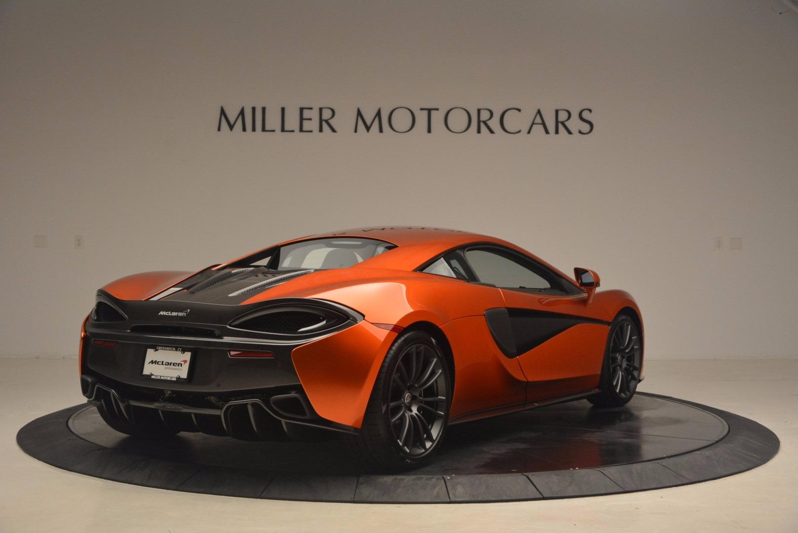 Used 2017 McLaren 570S  For Sale In Greenwich, CT. Alfa Romeo of Greenwich, MC299 1304_p7