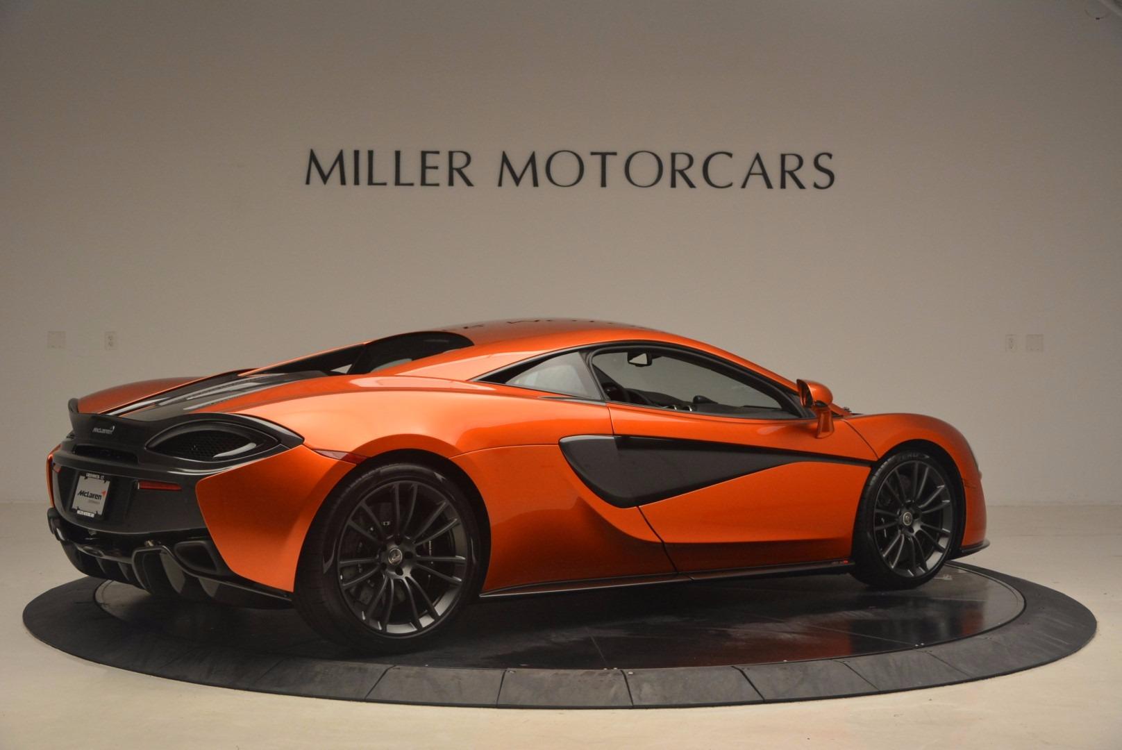 Used 2017 McLaren 570S  For Sale In Greenwich, CT. Alfa Romeo of Greenwich, MC299 1304_p8