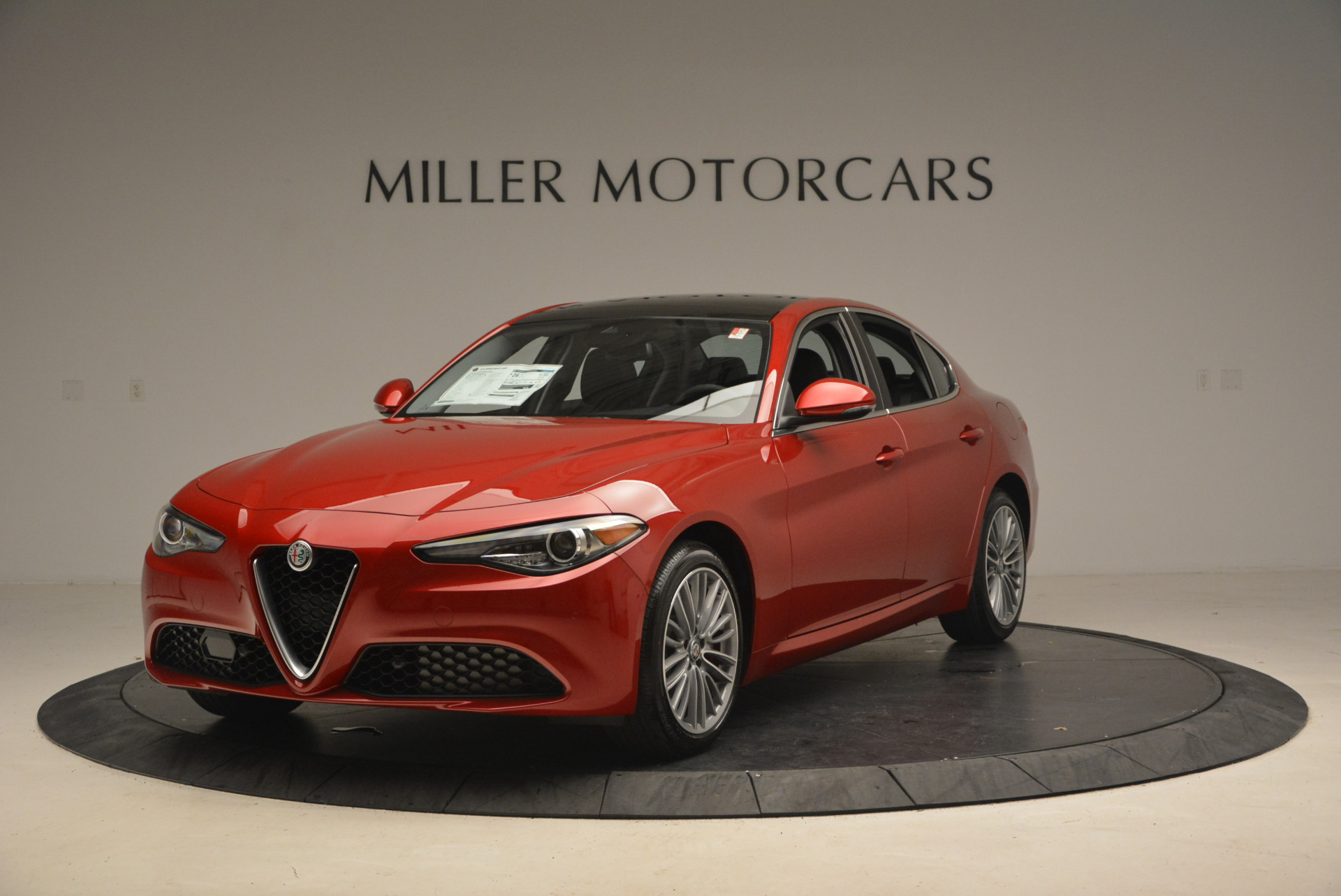 New 2017 Alfa Romeo Giulia Ti Q4 For Sale In Greenwich, CT. Alfa Romeo of Greenwich, L128 1308_main