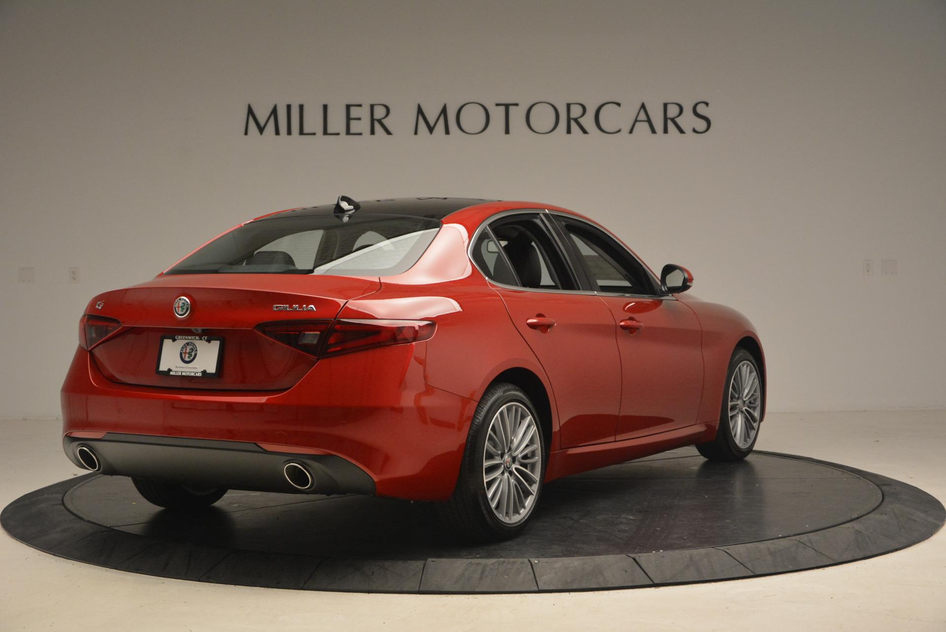 New 2017 Alfa Romeo Giulia Ti Q4 For Sale In Greenwich, CT. Alfa Romeo of Greenwich, L128 1308_p7