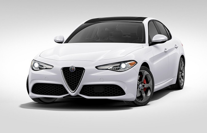 New 2017 Alfa Romeo Giulia Q4 For Sale In Greenwich, CT. Alfa Romeo of Greenwich, L129