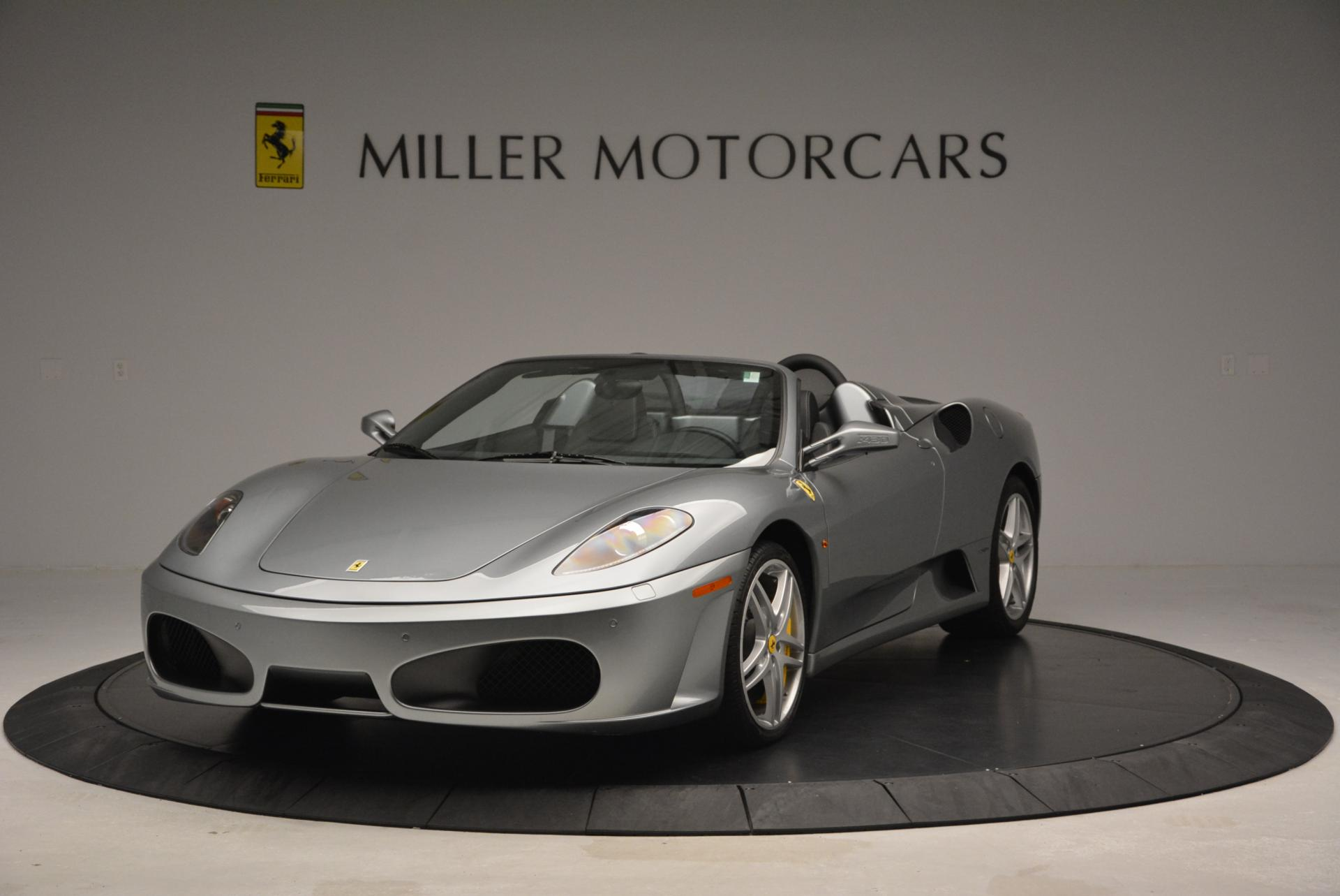 Used 2009 Ferrari F430 Spider F1 For Sale In Greenwich, CT. Alfa Romeo of Greenwich, 4243 131_main