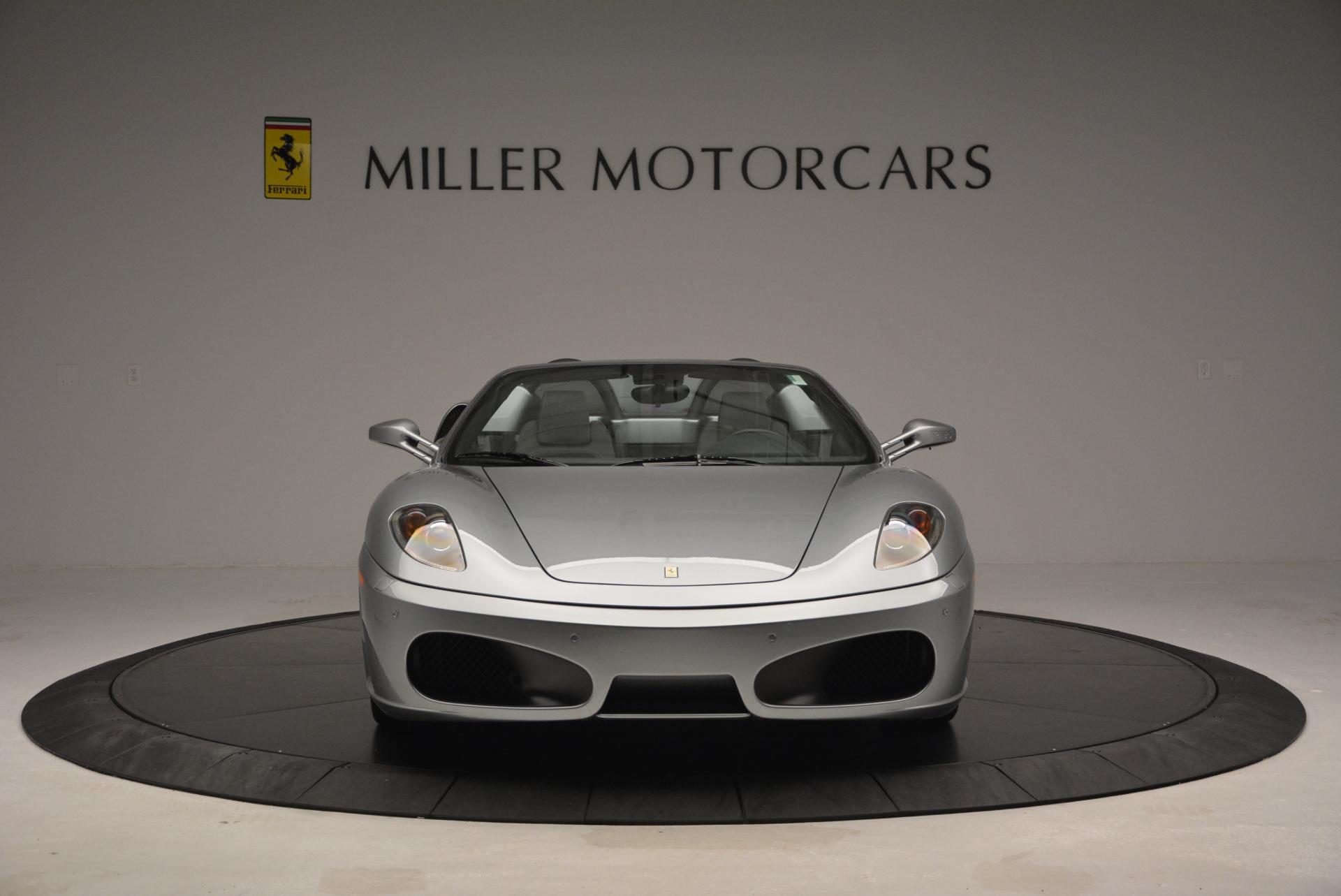 Used 2009 Ferrari F430 Spider F1 For Sale In Greenwich, CT. Alfa Romeo of Greenwich, 4243 131_p12