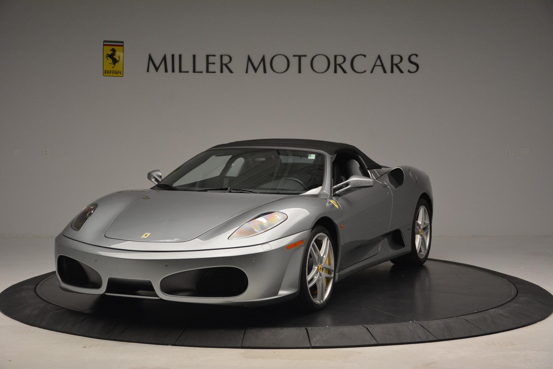 Used 2009 Ferrari F430 Spider F1 For Sale In Greenwich, CT. Alfa Romeo of Greenwich, 4243 131_p13