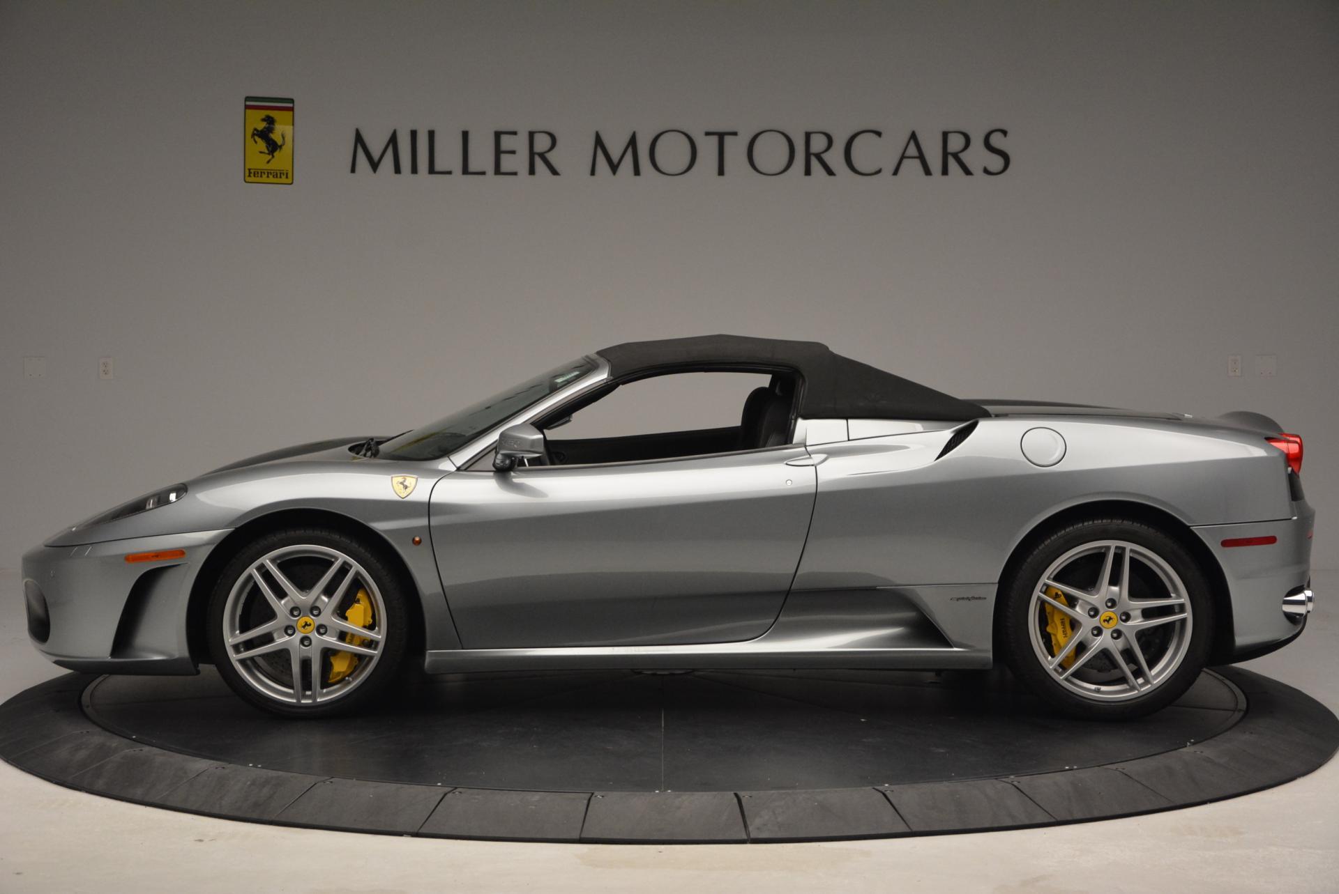 Used 2009 Ferrari F430 Spider F1 For Sale In Greenwich, CT. Alfa Romeo of Greenwich, 4243 131_p15