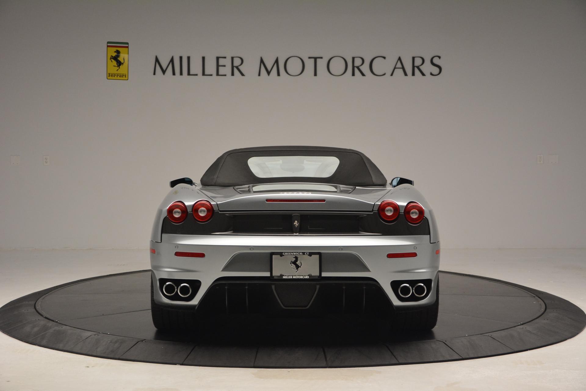 Used 2009 Ferrari F430 Spider F1 For Sale In Greenwich, CT. Alfa Romeo of Greenwich, 4243 131_p18