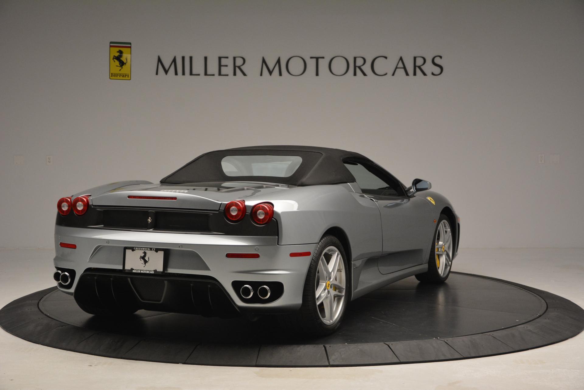 Used 2009 Ferrari F430 Spider F1 For Sale In Greenwich, CT. Alfa Romeo of Greenwich, 4243 131_p19