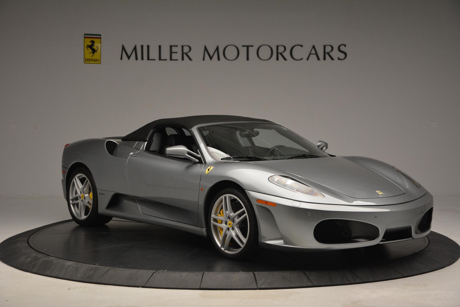 Used 2009 Ferrari F430 Spider F1 For Sale In Greenwich, CT. Alfa Romeo of Greenwich, 4243 131_p23