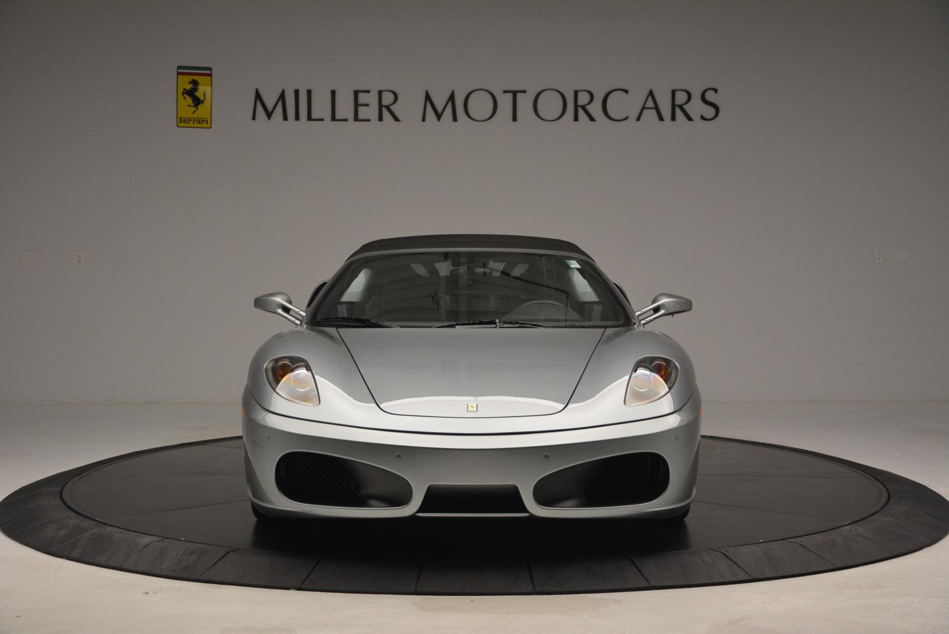 Used 2009 Ferrari F430 Spider F1 For Sale In Greenwich, CT. Alfa Romeo of Greenwich, 4243 131_p24
