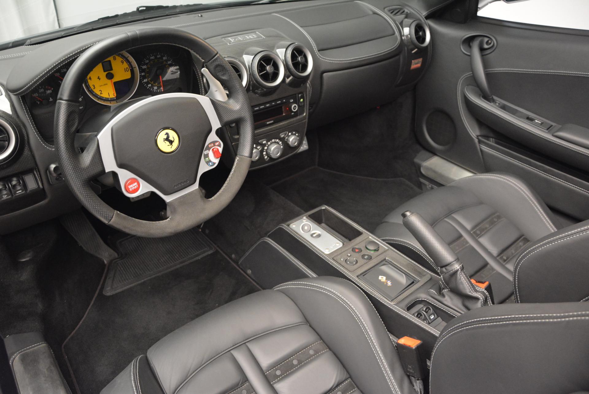 Used 2009 Ferrari F430 Spider F1 For Sale In Greenwich, CT. Alfa Romeo of Greenwich, 4243 131_p28